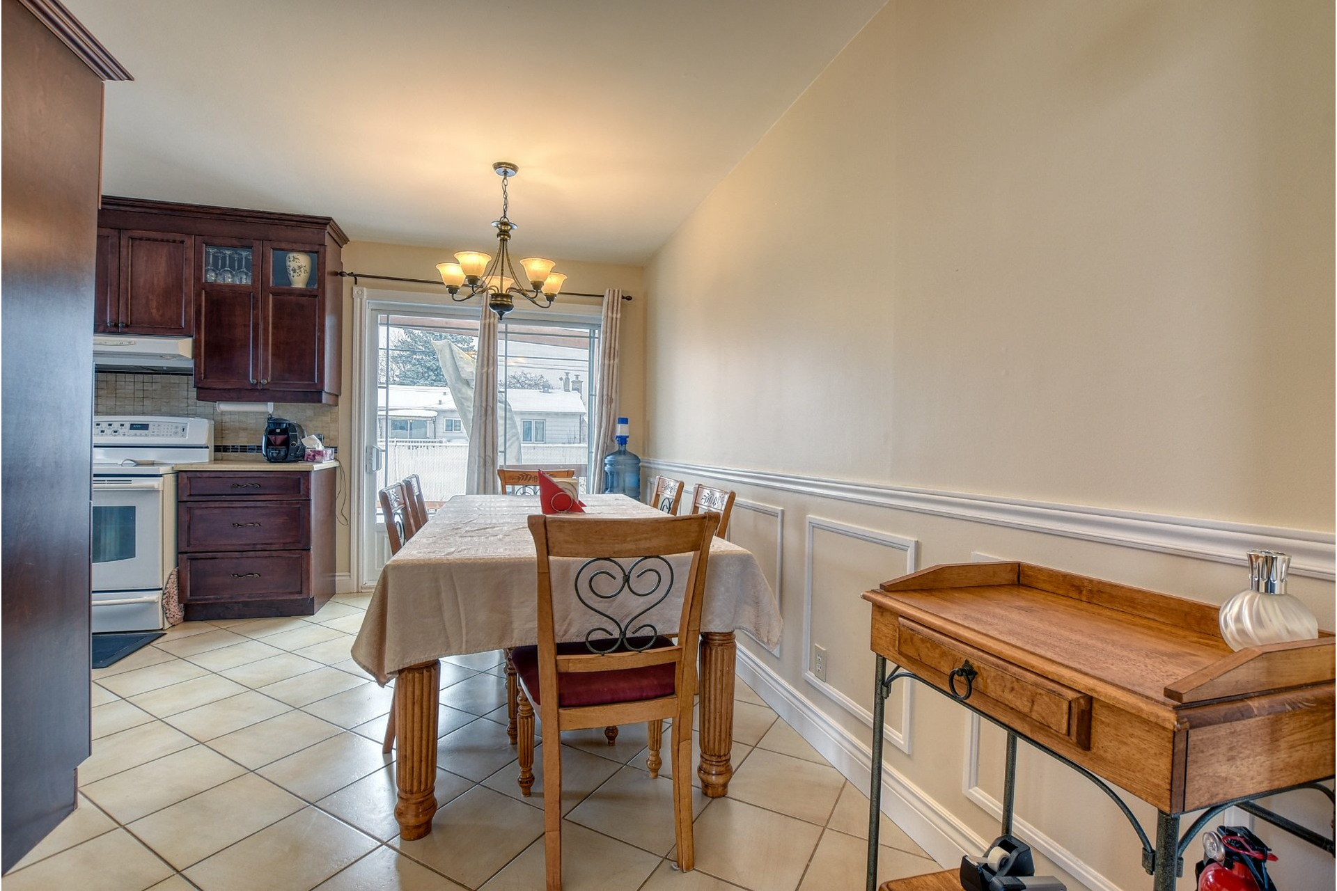 image 7 - House For sale Fabreville Laval  - 11 rooms