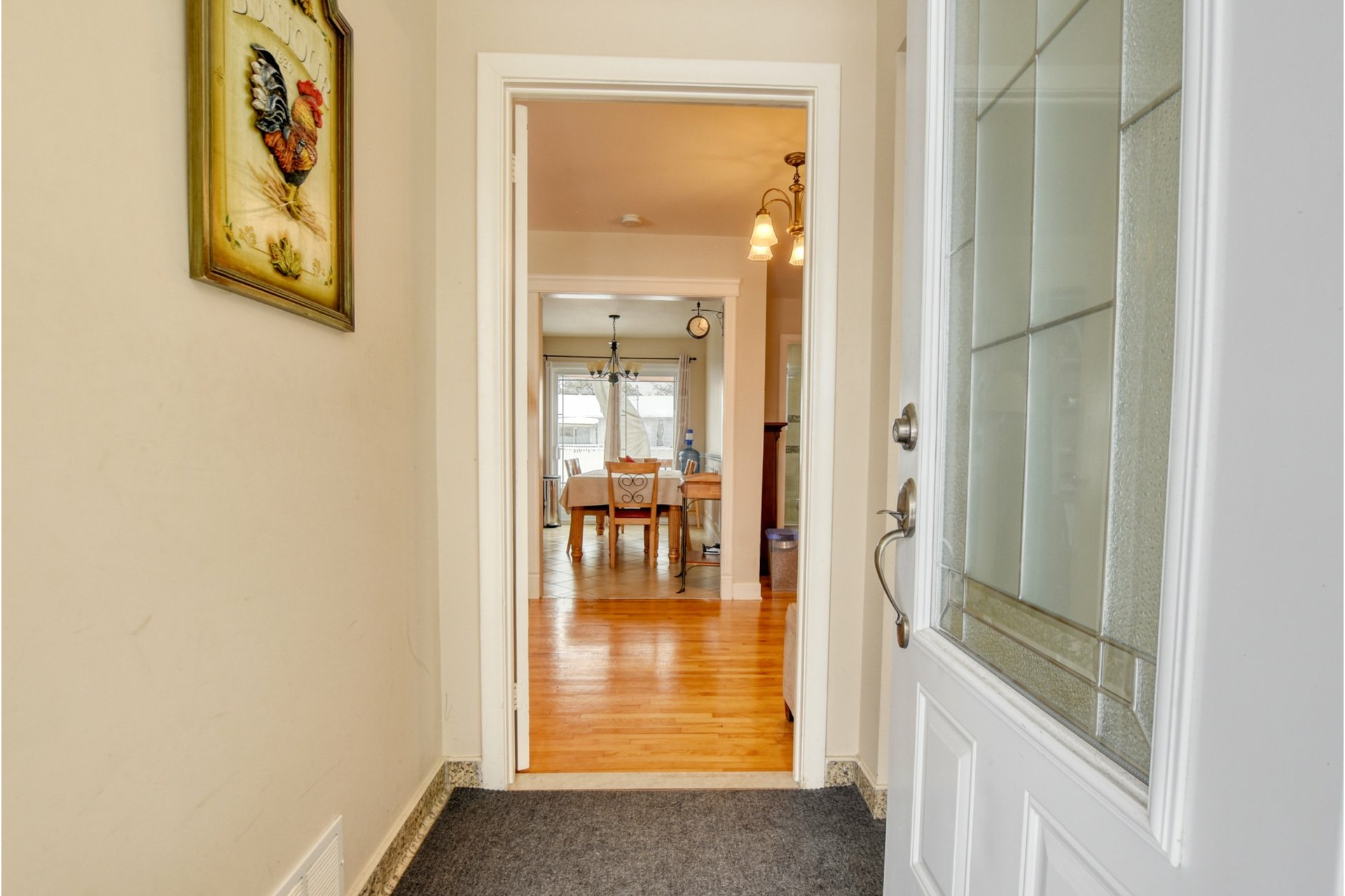image 2 - House For sale Fabreville Laval  - 11 rooms