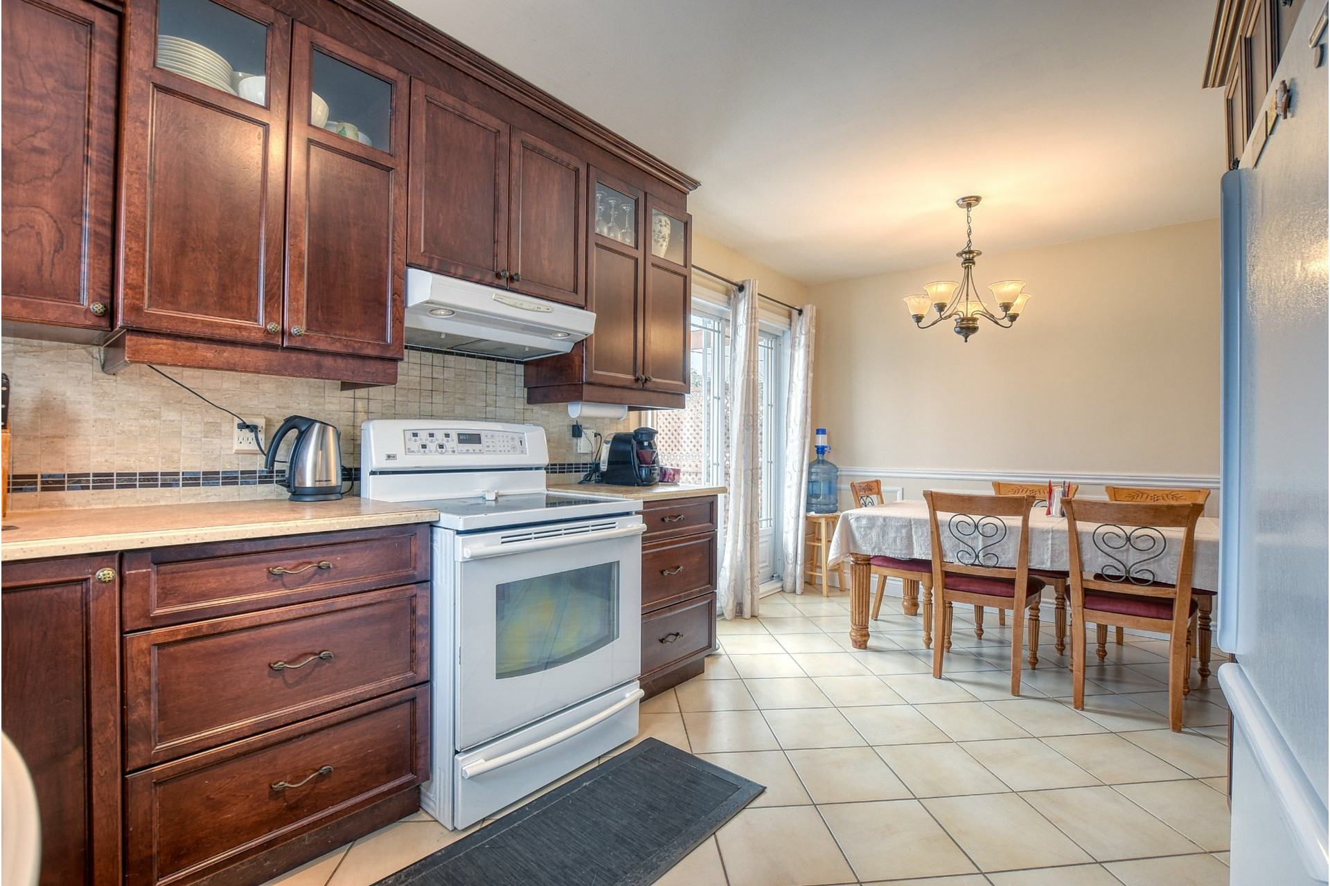image 9 - House For sale Fabreville Laval  - 11 rooms