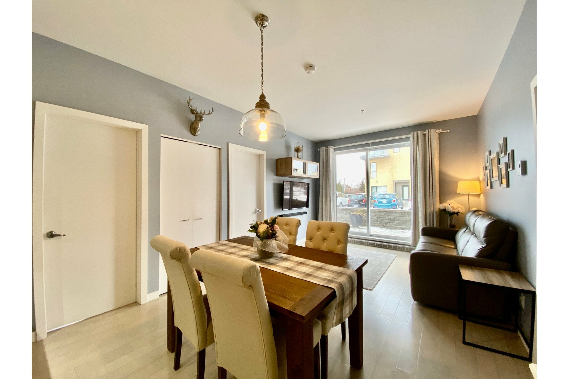 image 2 - Appartement À vendre Lachine Montréal  - 8 pièces