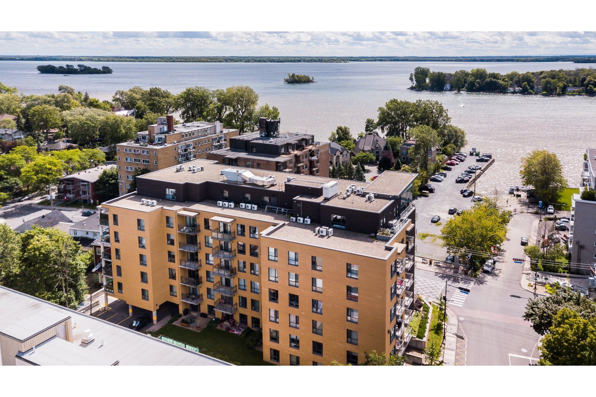 image 36 - Apartment For sale Dorval - 7 rooms