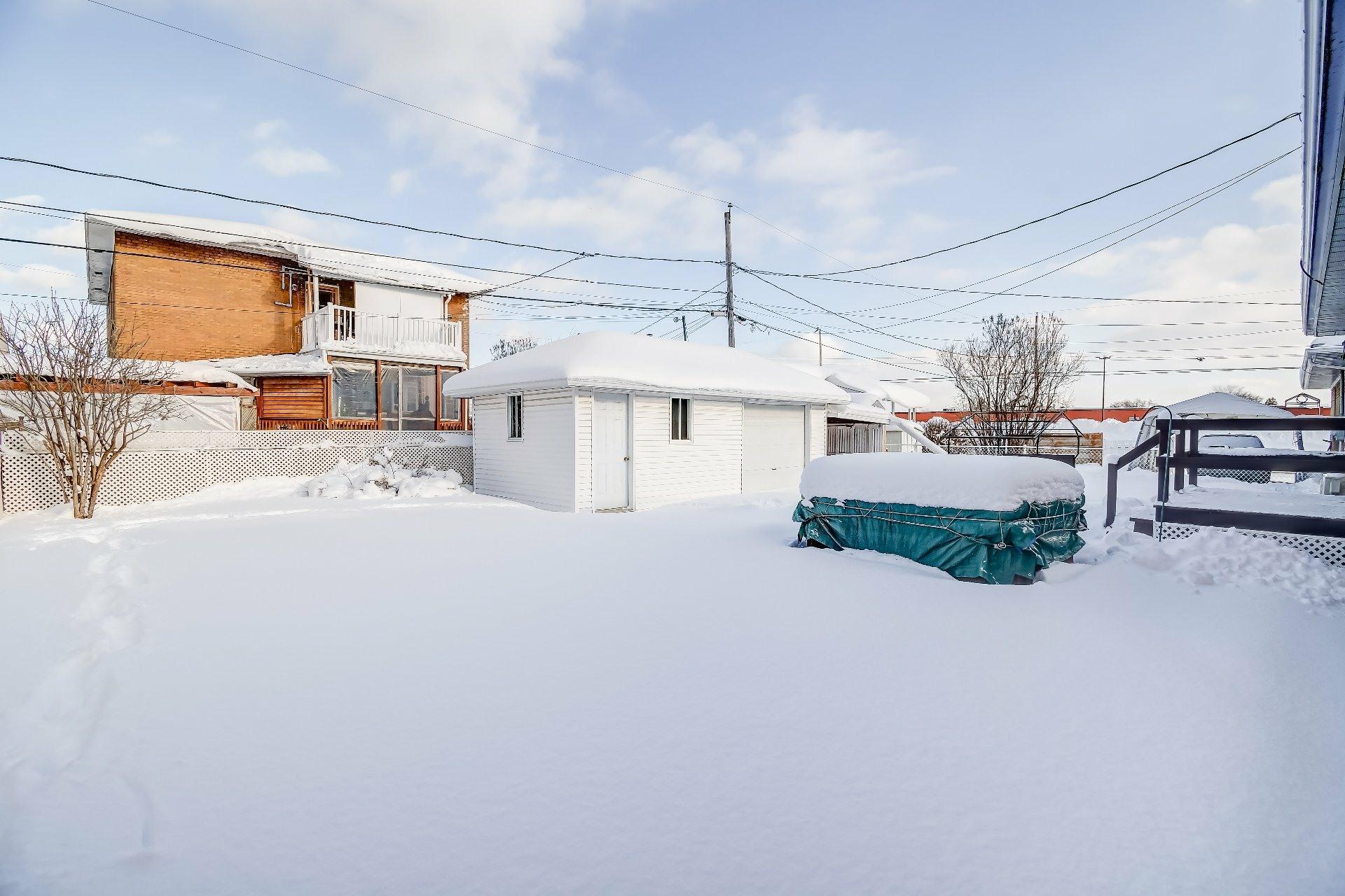 image 26 - Maison À vendre Trois-Rivières - 7 pièces