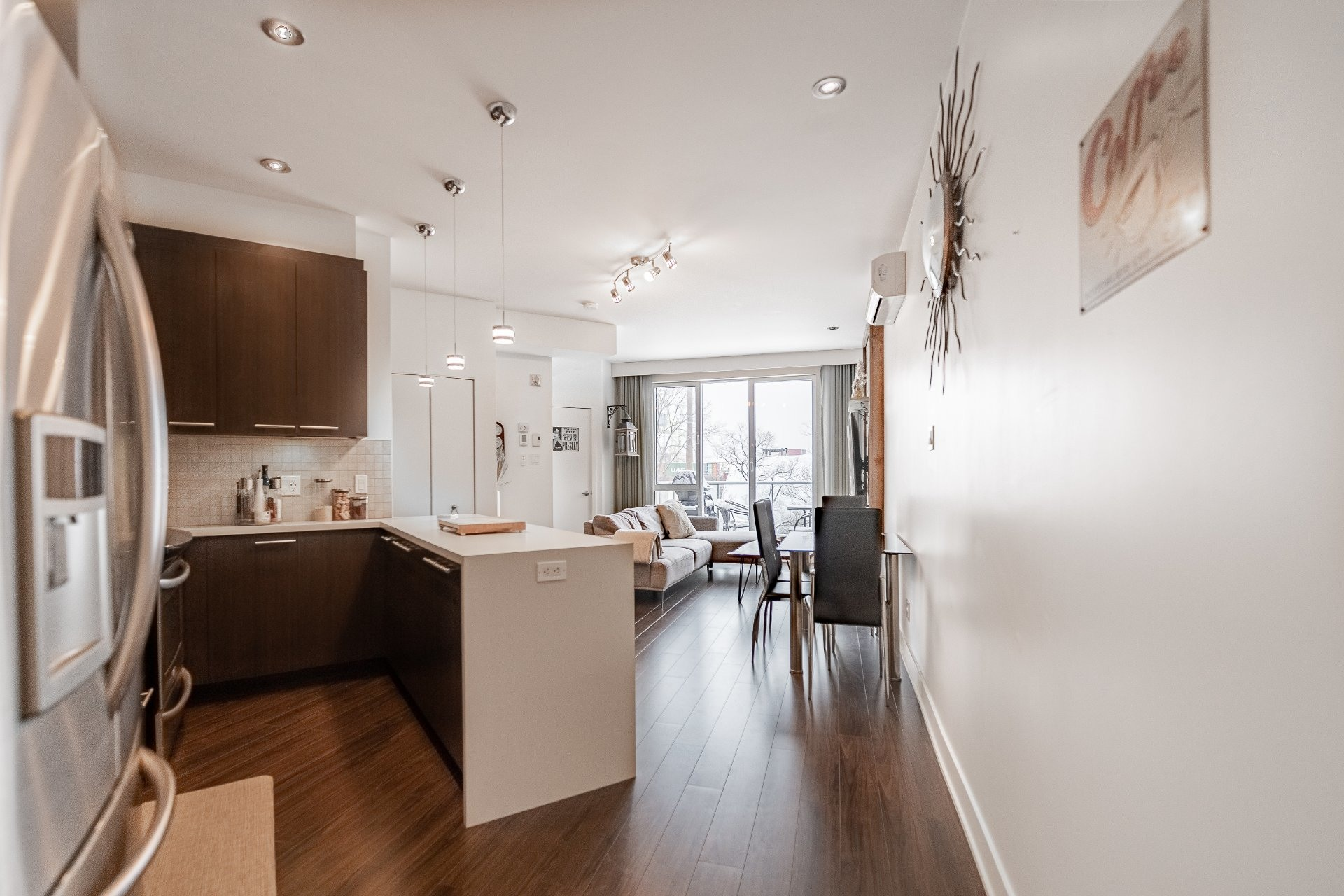 image 17 - Apartment For sale Mercier/Hochelaga-Maisonneuve Montréal  - 5 rooms