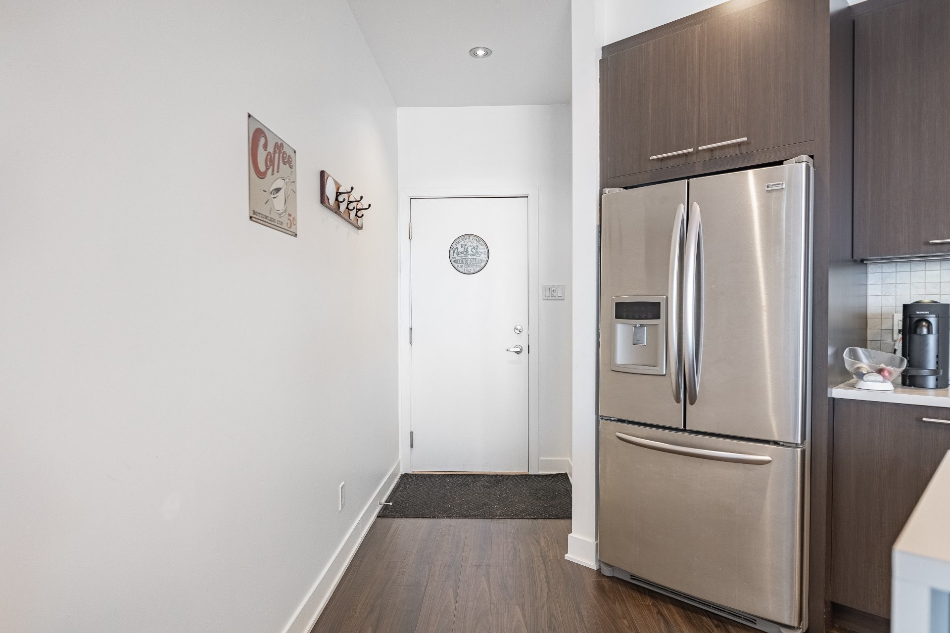image 3 - Apartment For sale Mercier/Hochelaga-Maisonneuve Montréal  - 5 rooms