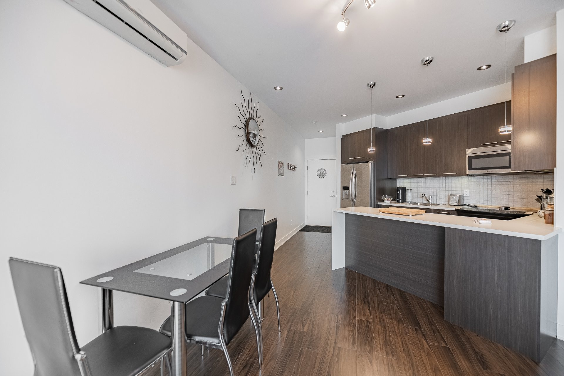 image 7 - Apartment For sale Mercier/Hochelaga-Maisonneuve Montréal  - 5 rooms