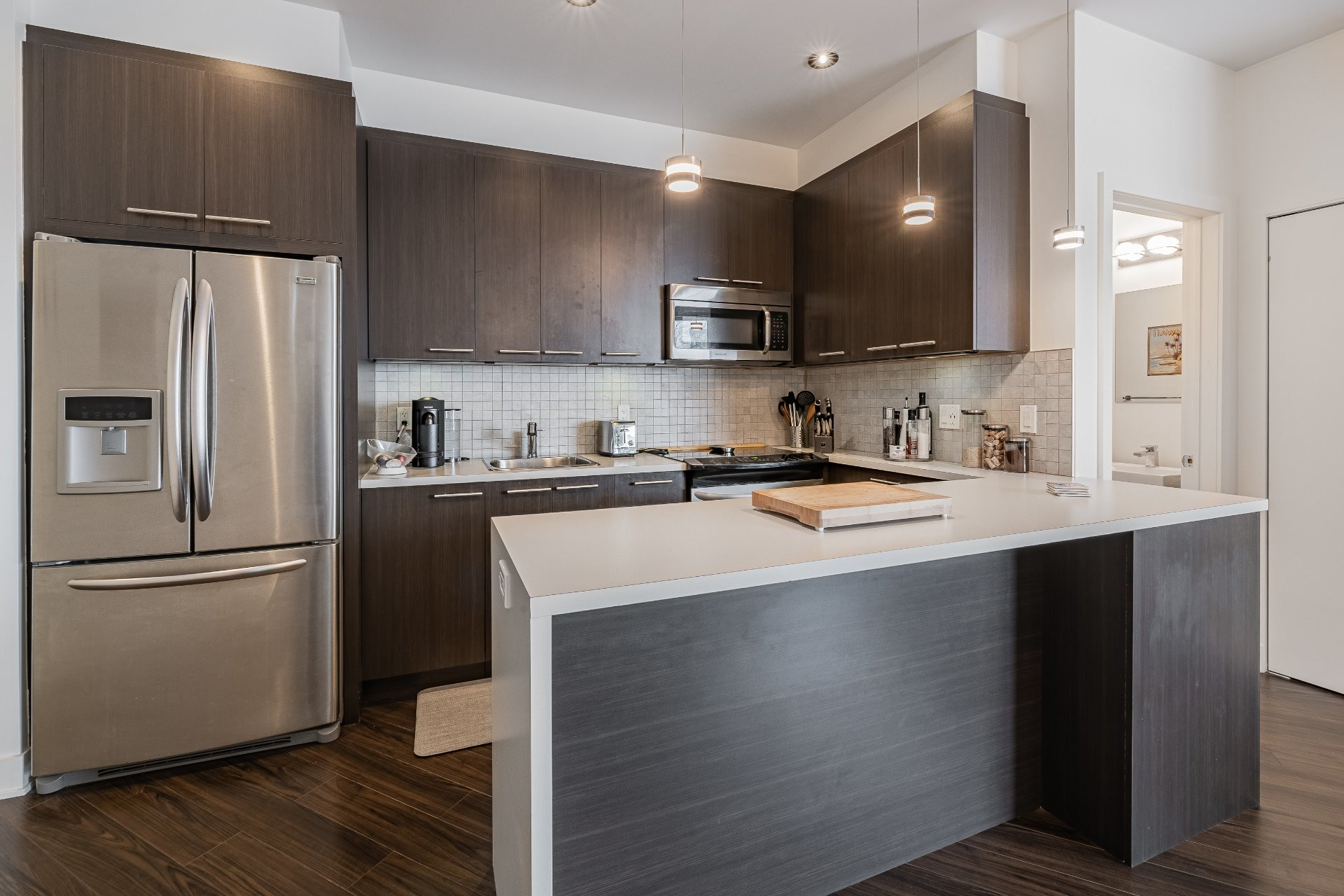 image 5 - Apartment For sale Mercier/Hochelaga-Maisonneuve Montréal  - 5 rooms