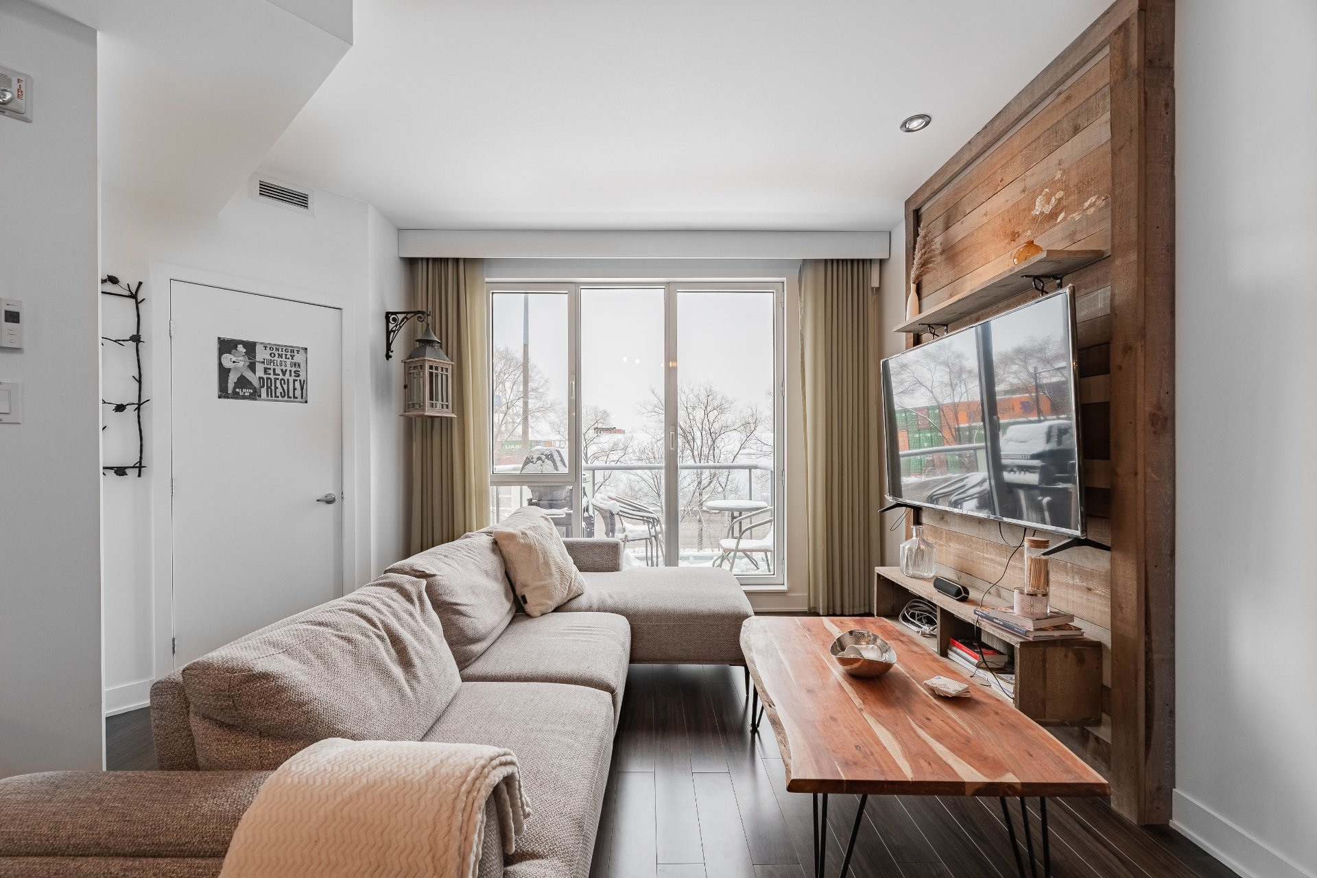 image 2 - Apartment For sale Mercier/Hochelaga-Maisonneuve Montréal  - 5 rooms