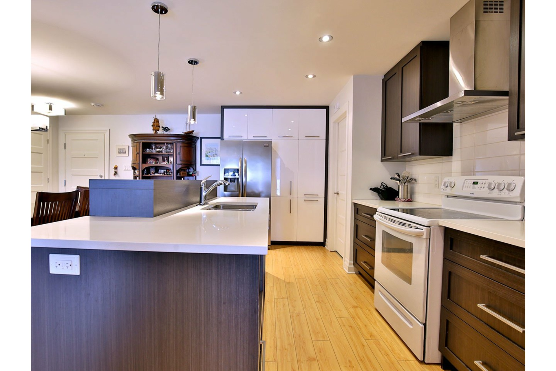 image 5 - Apartment For sale Varennes - 5 rooms