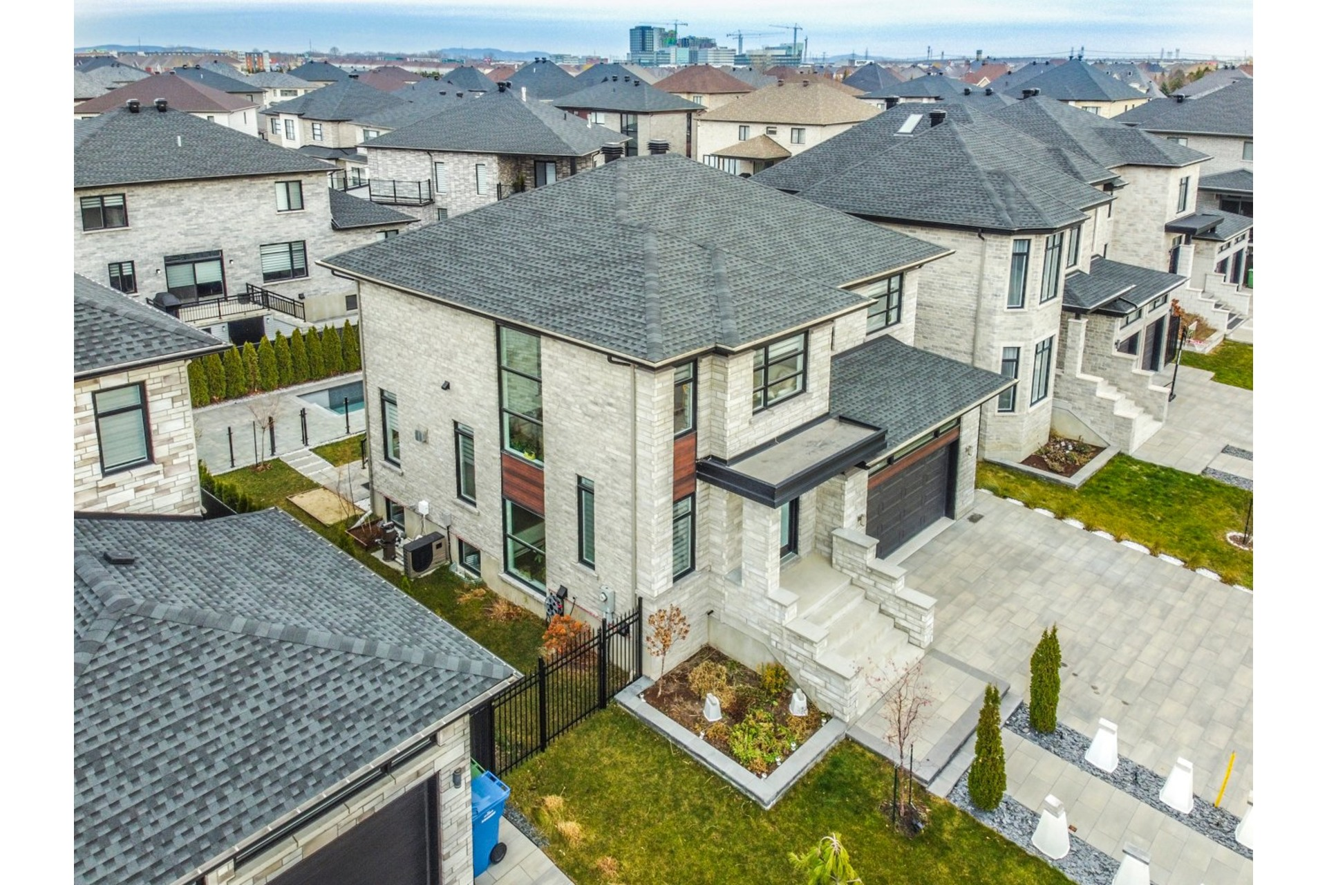 image 0 - House For sale Brossard - 7 rooms