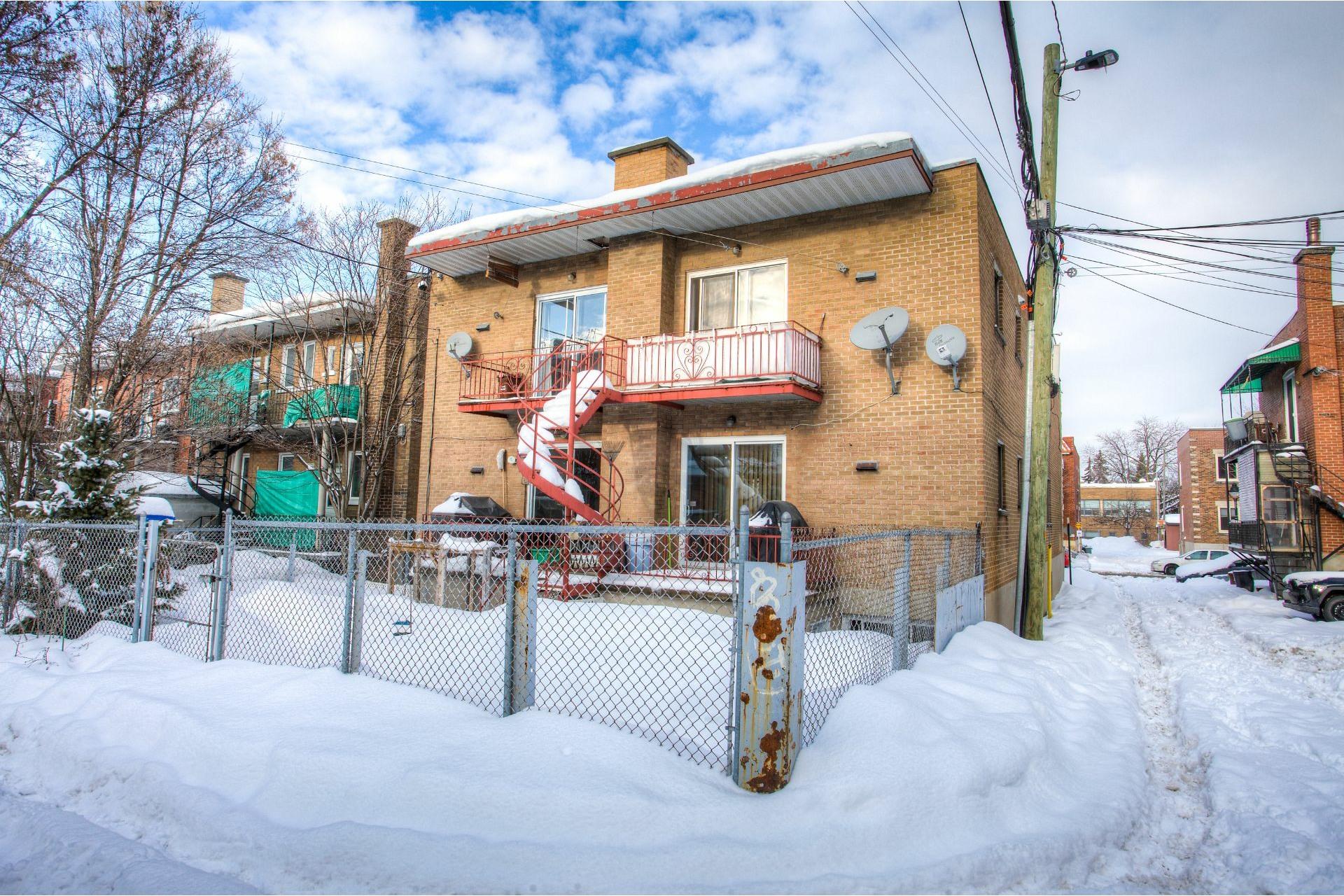 image 3 - Income property For sale Rosemont/La Petite-Patrie Montréal  - 4 rooms