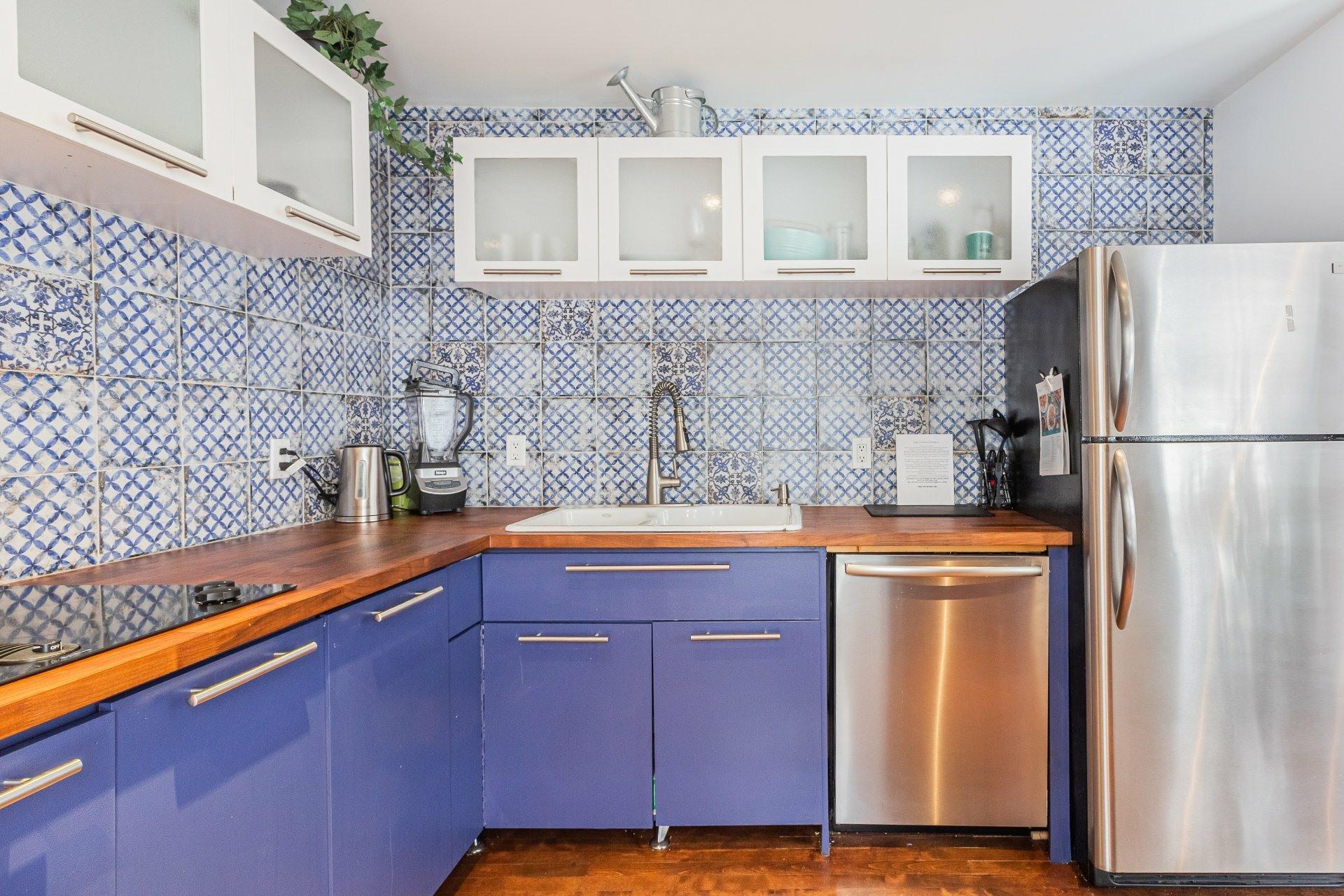 image 11 - Apartment For sale Ville-Marie Montréal  - 5 rooms