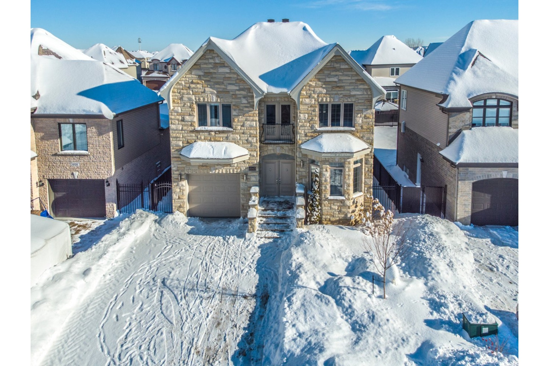 image 36 - House For sale Brossard - 19 rooms