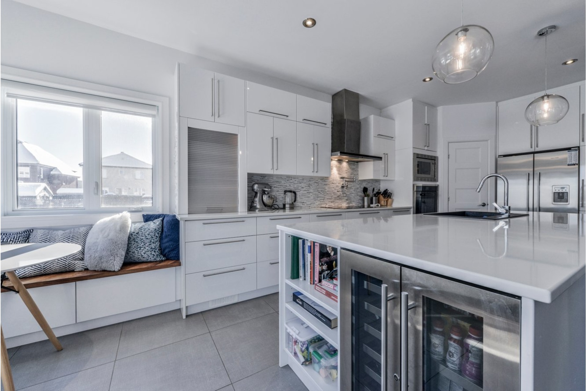 image 11 - House For sale Brossard - 19 rooms