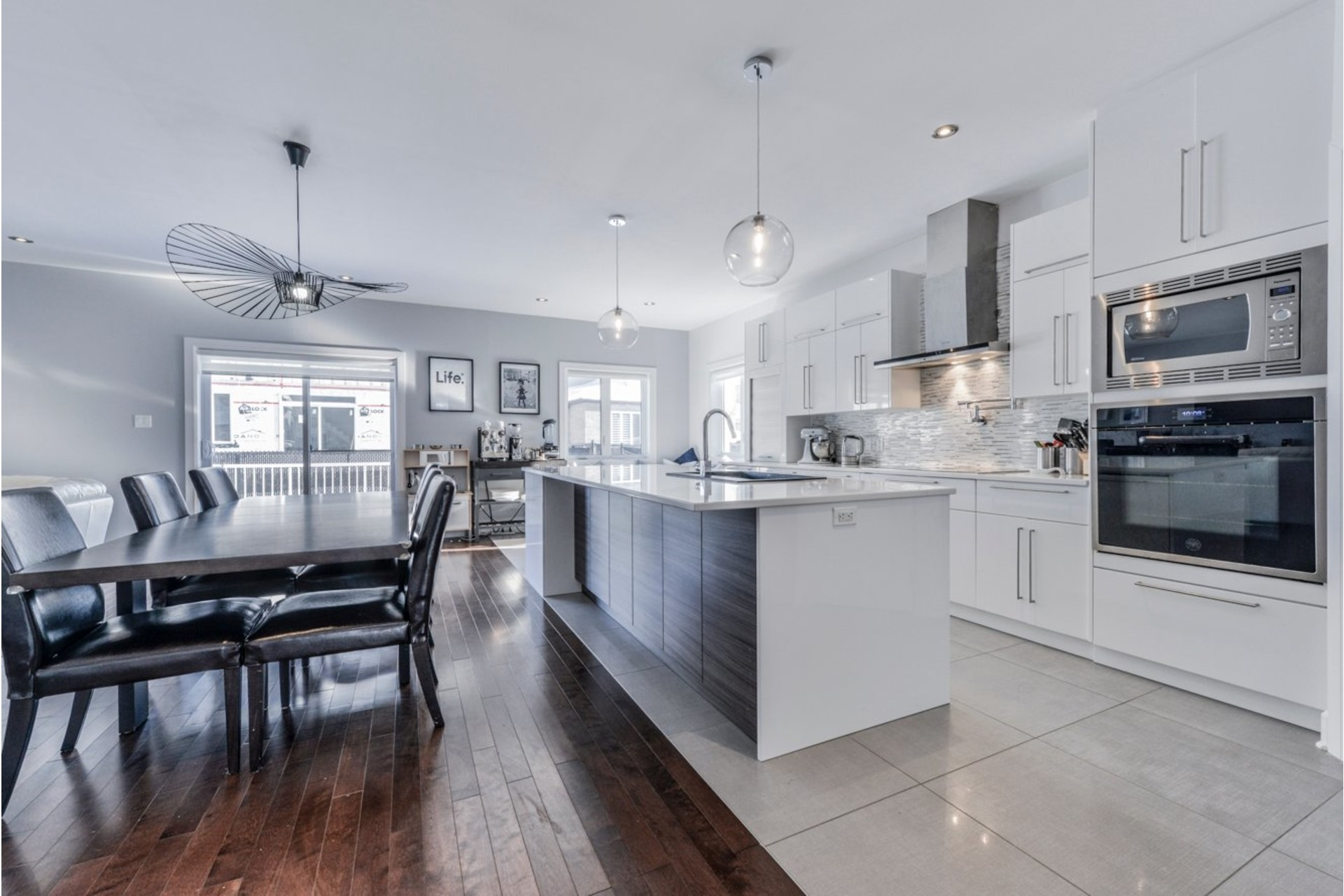 image 9 - House For sale Brossard - 19 rooms