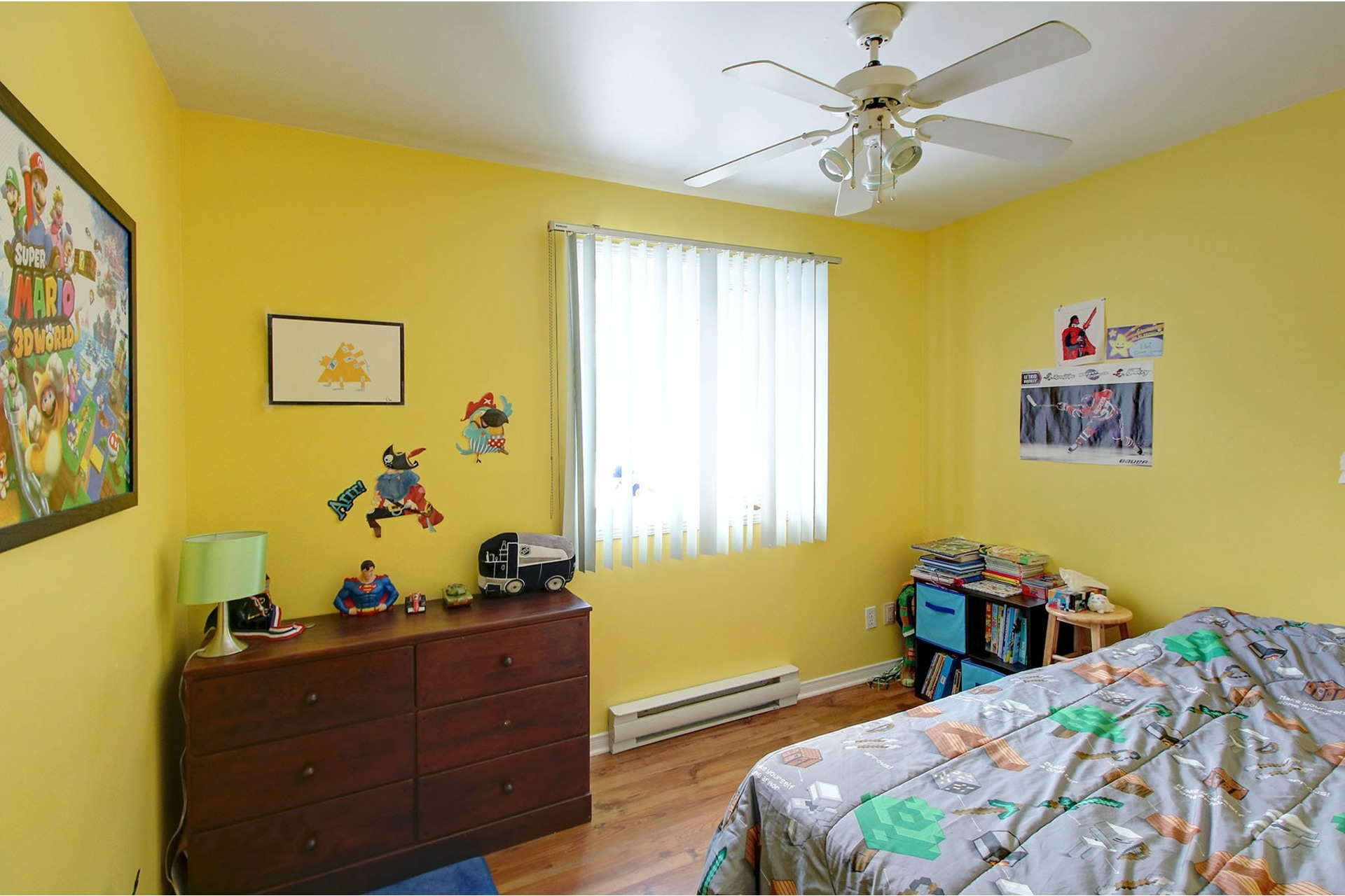 image 15 - Maison À vendre Trois-Rivières - 12 pièces