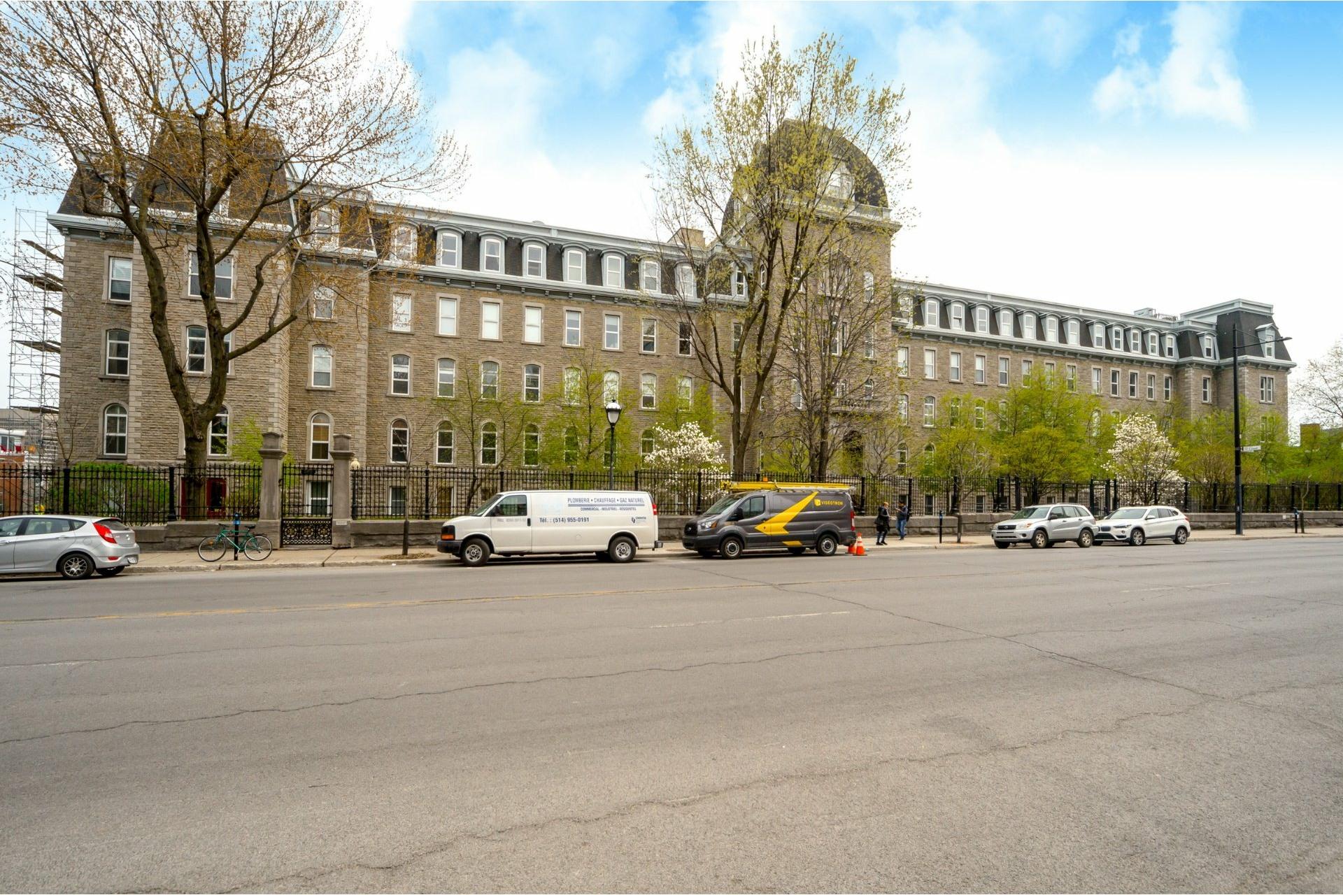 image 0 - Appartement À vendre Ville-Marie Montréal  - 10 pièces