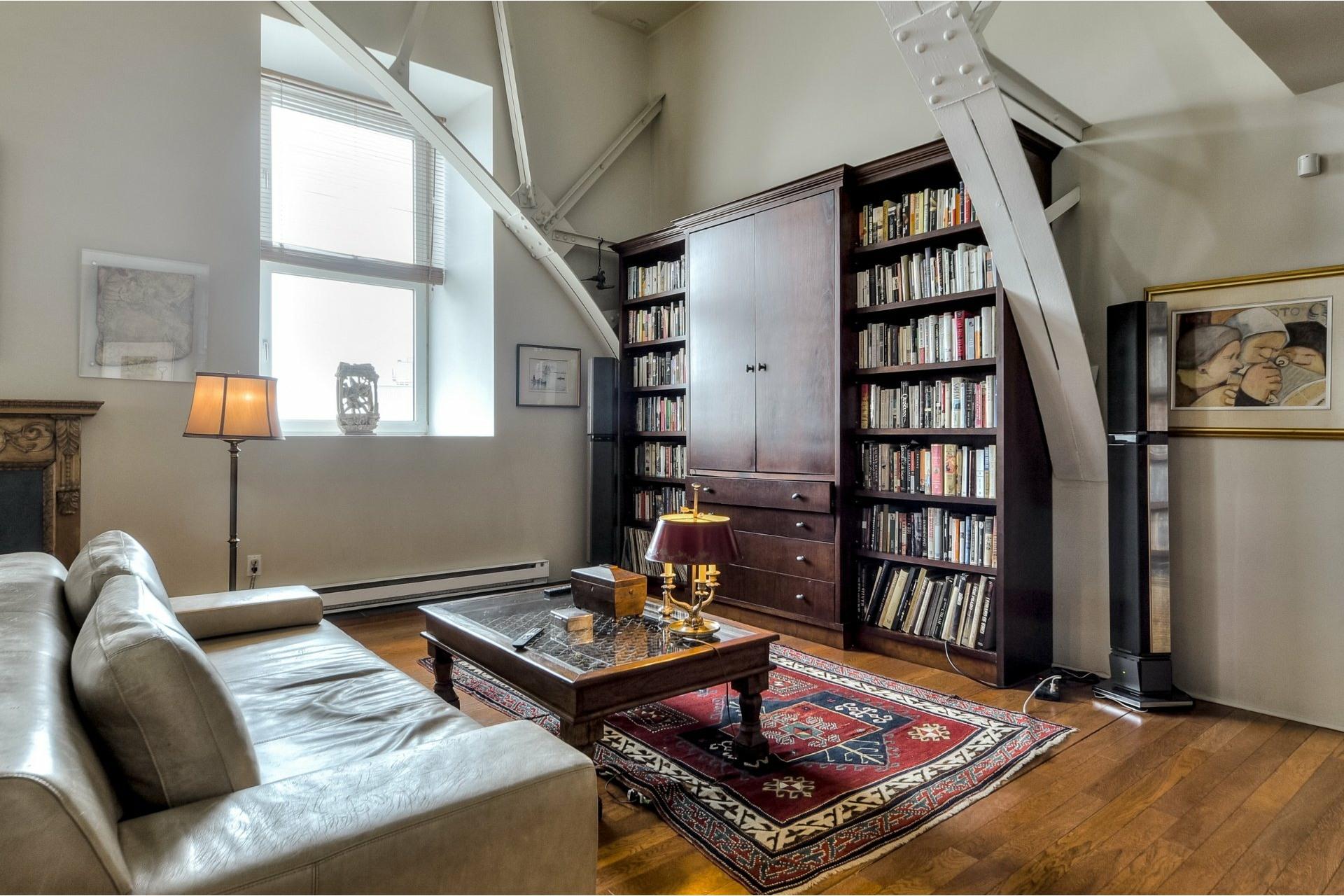 image 4 - Appartement À vendre Ville-Marie Montréal  - 10 pièces
