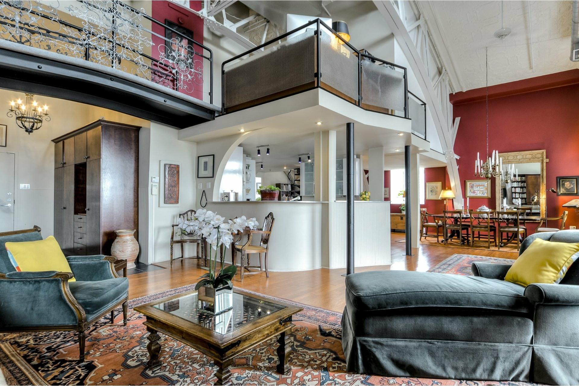 image 7 - Appartement À vendre Ville-Marie Montréal  - 10 pièces