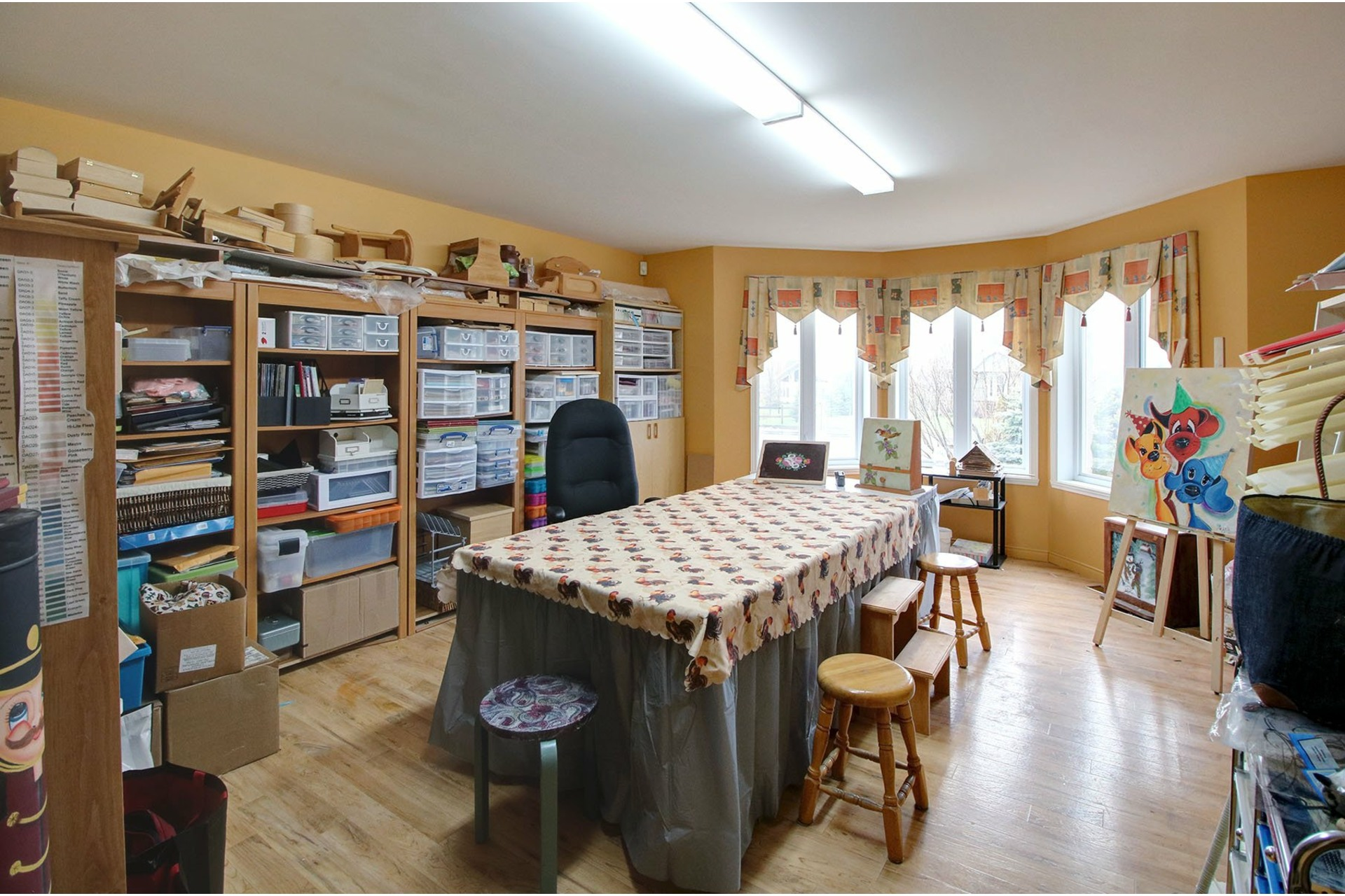 image 13 - Maison À vendre Grand-Saint-Esprit - 20 pièces