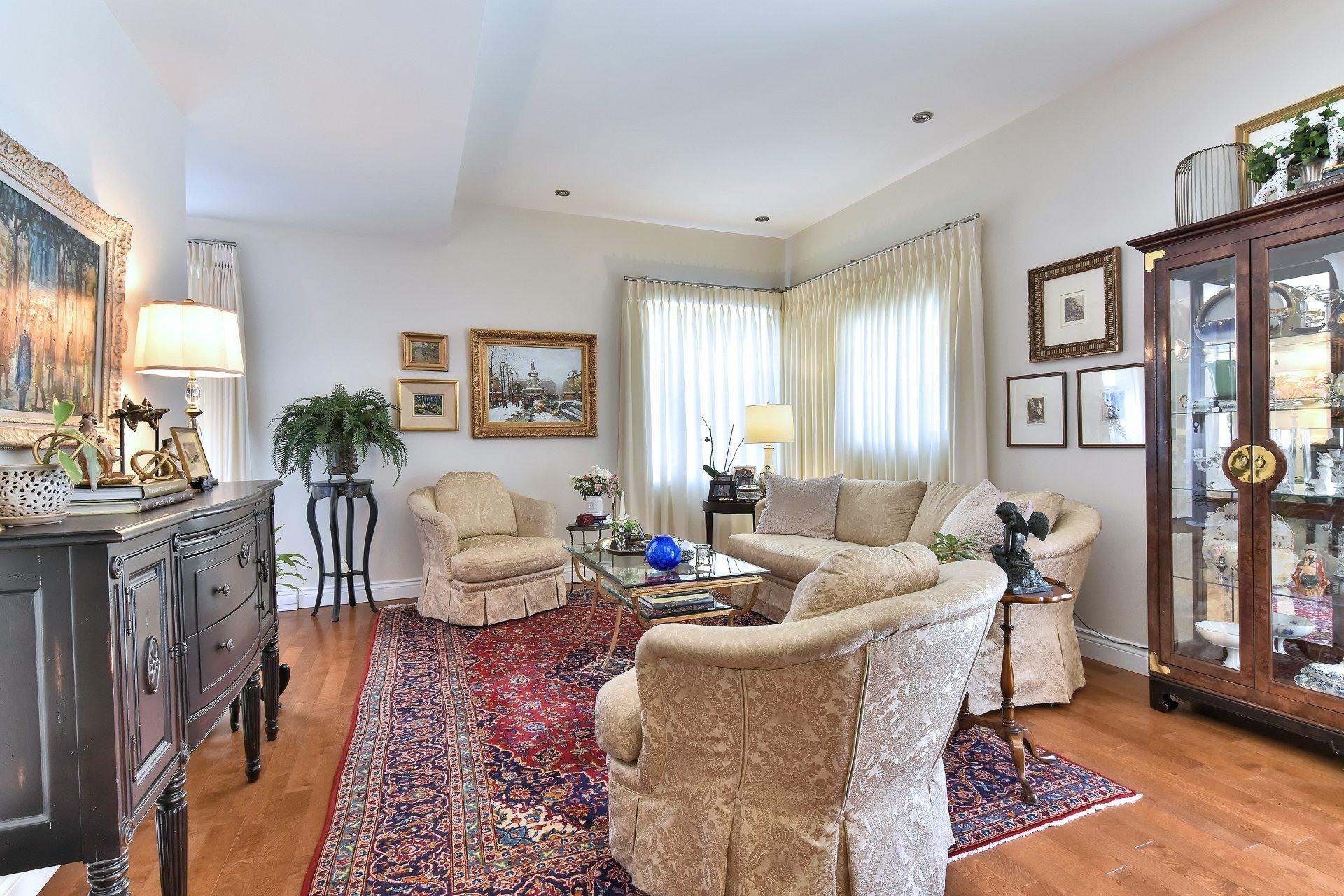 image 4 - 公寓 出售 Côte-des-Neiges/Notre-Dame-de-Grâce Montréal  - 5 室