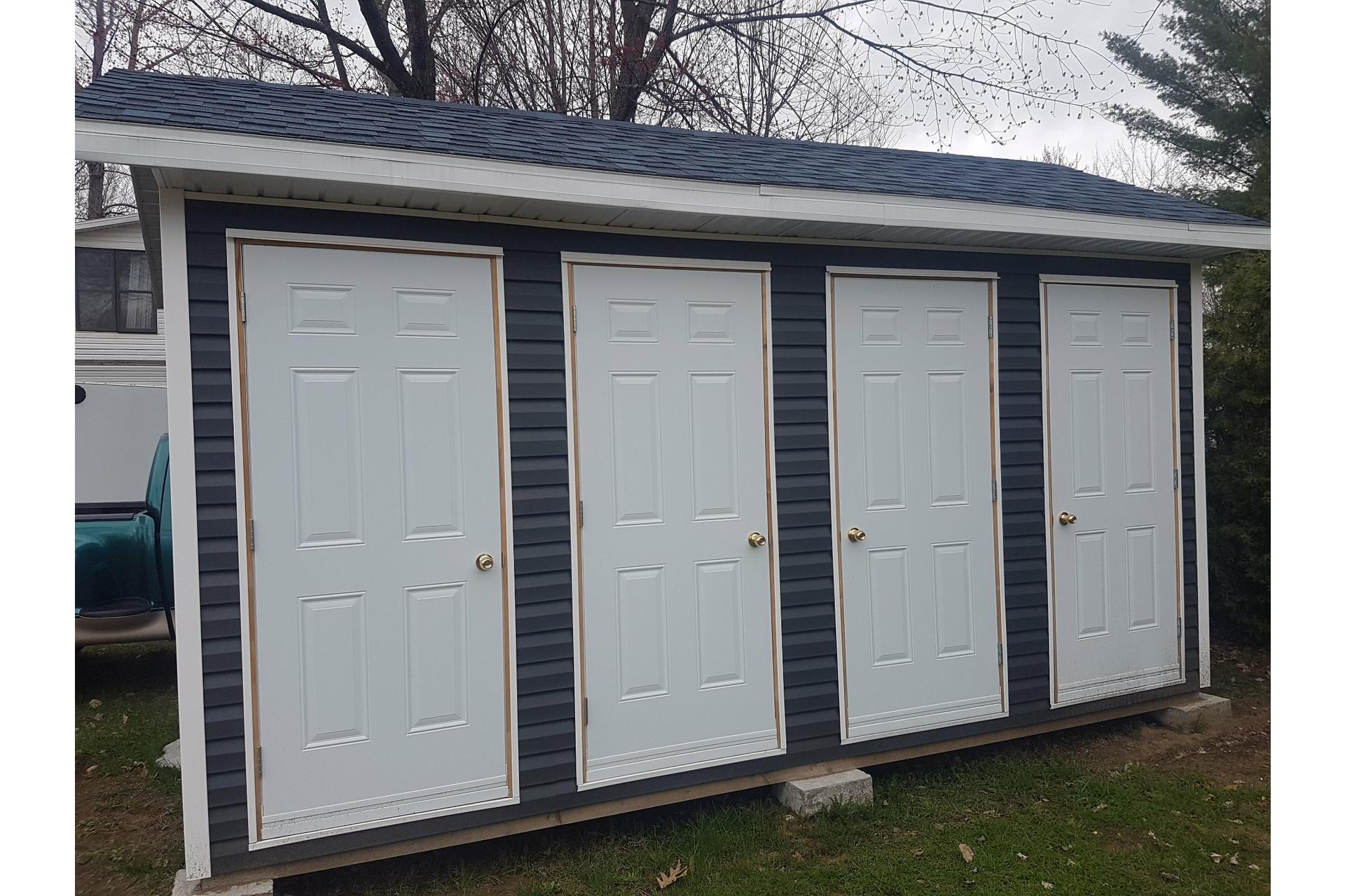 image 9 - Immeuble à revenus À vendre Trois-Rivières - 5 pièces