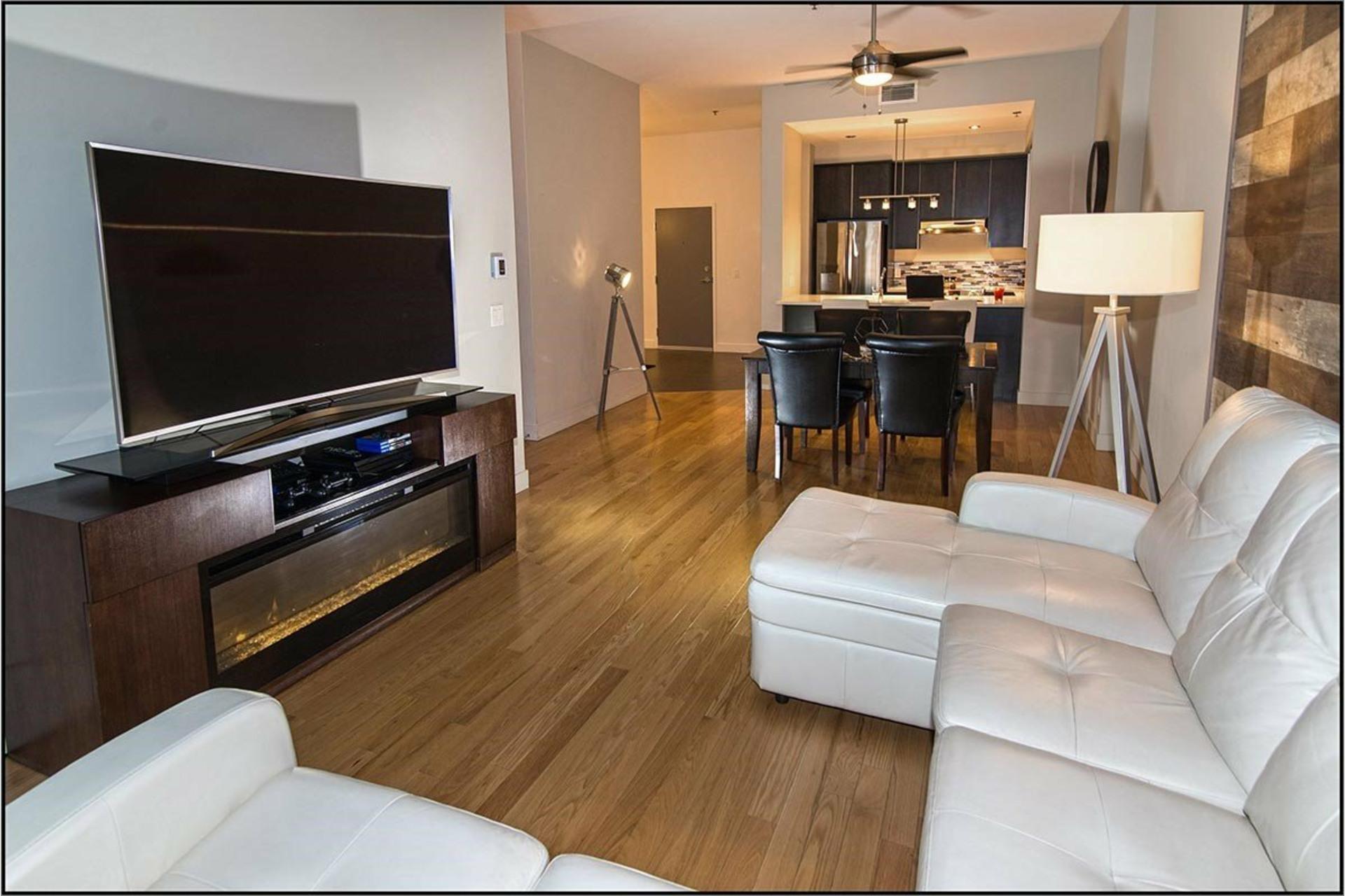 image 2 - Apartment For sale Saint-Augustin-de-Desmaures - 10 rooms