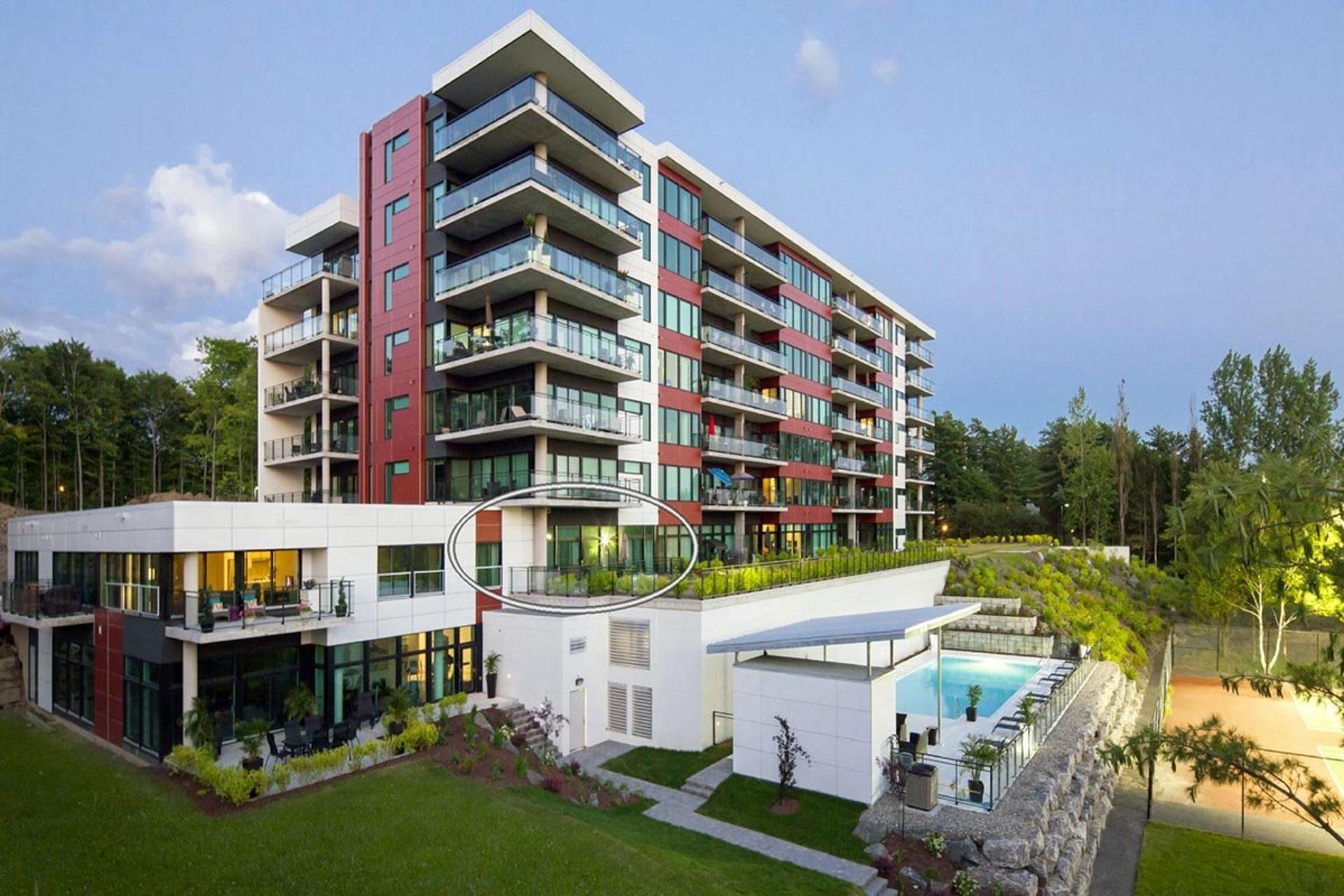 image 0 - Apartment For sale Saint-Augustin-de-Desmaures - 10 rooms