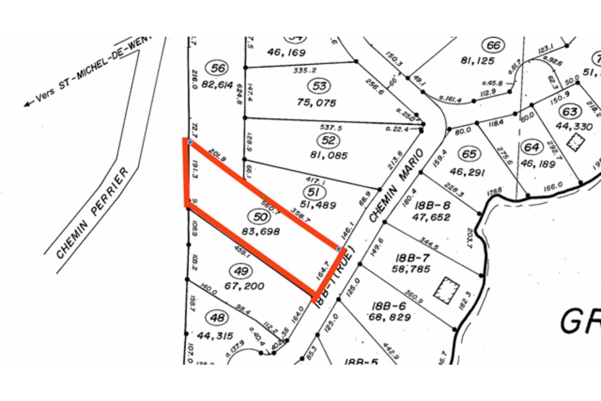 image 5 - Terrain À vendre Wentworth-Nord