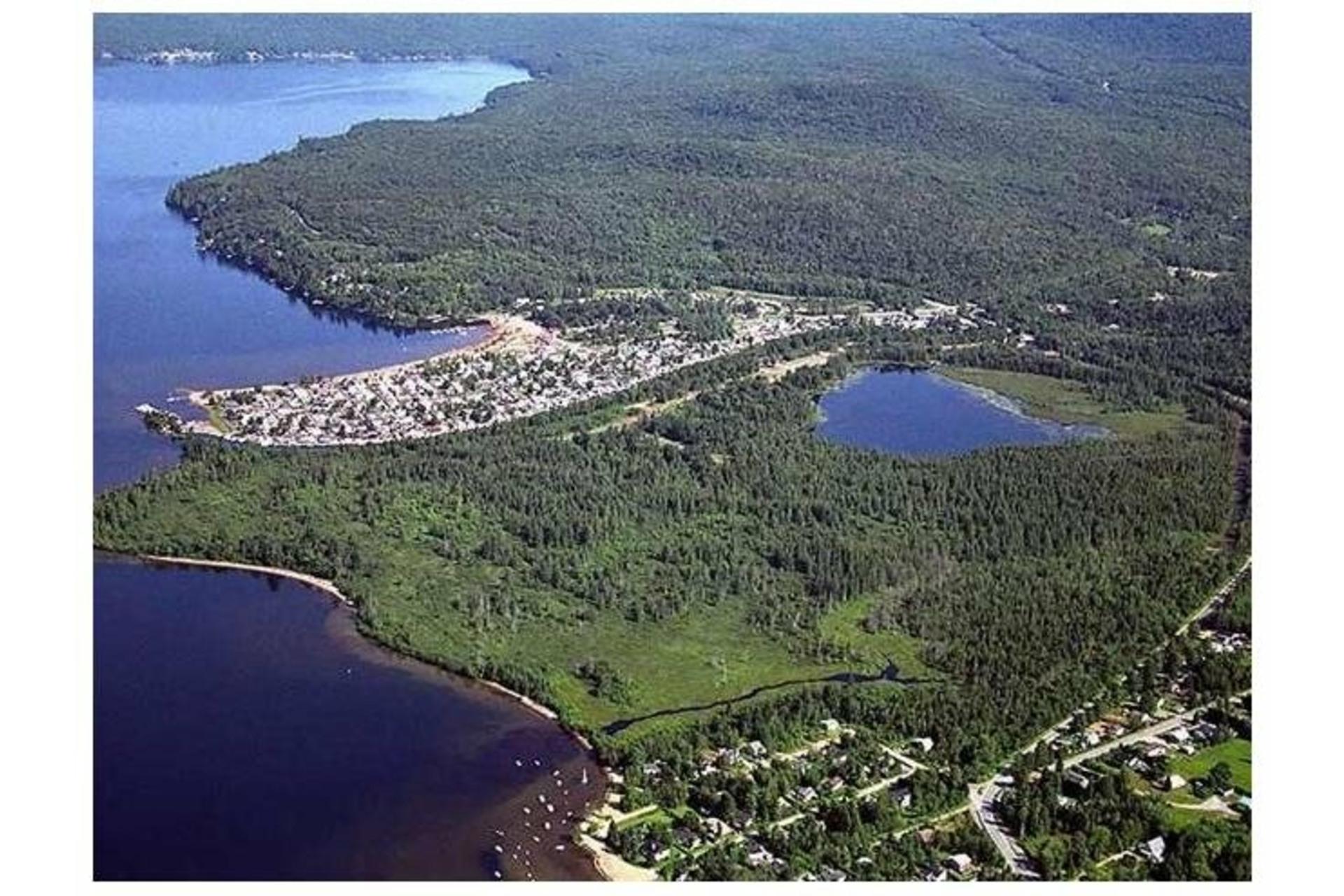 image 2 - Land For sale Fossambault-sur-le-Lac