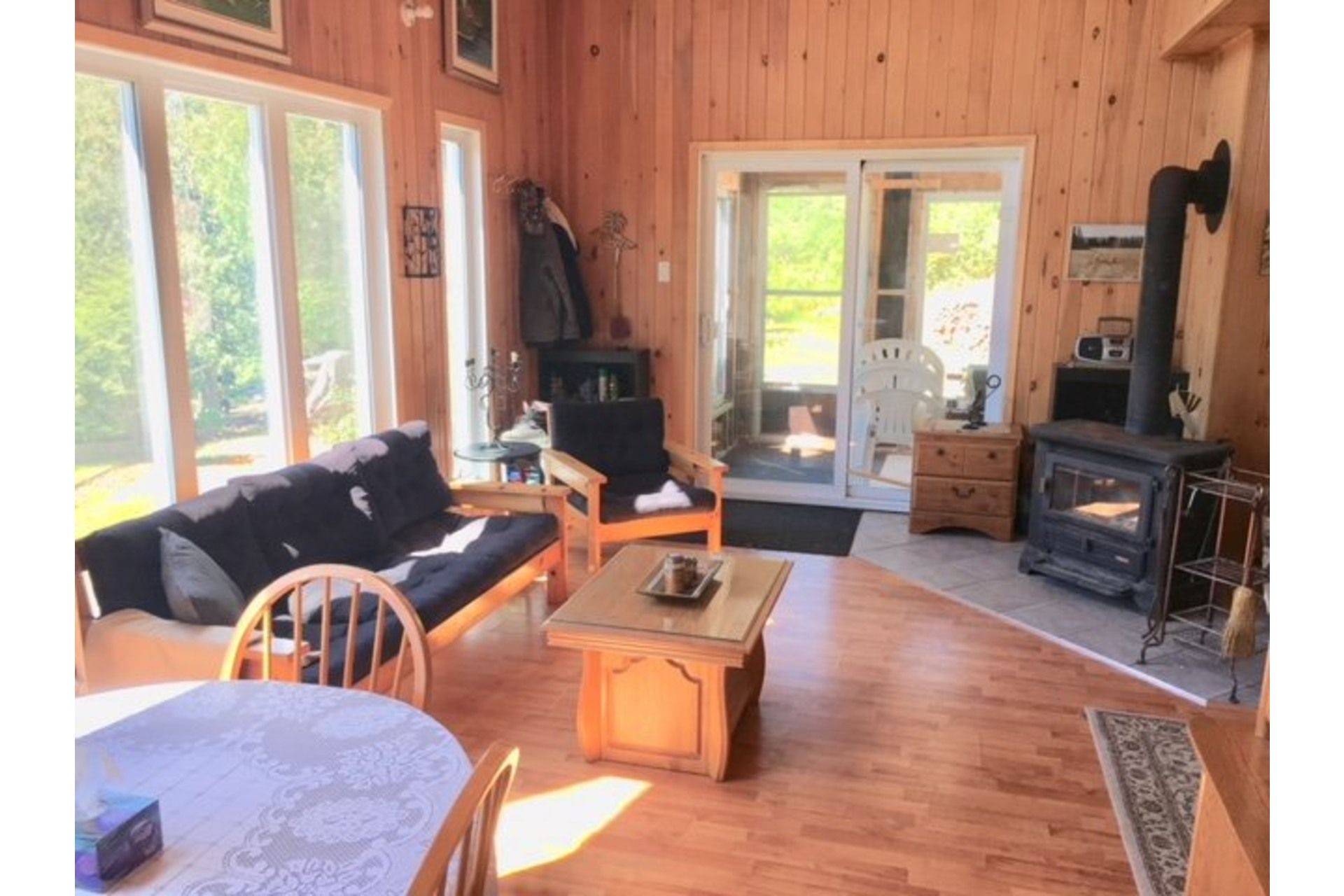 image 4 - House For sale Baie-de-la-Bouteille - 13 rooms