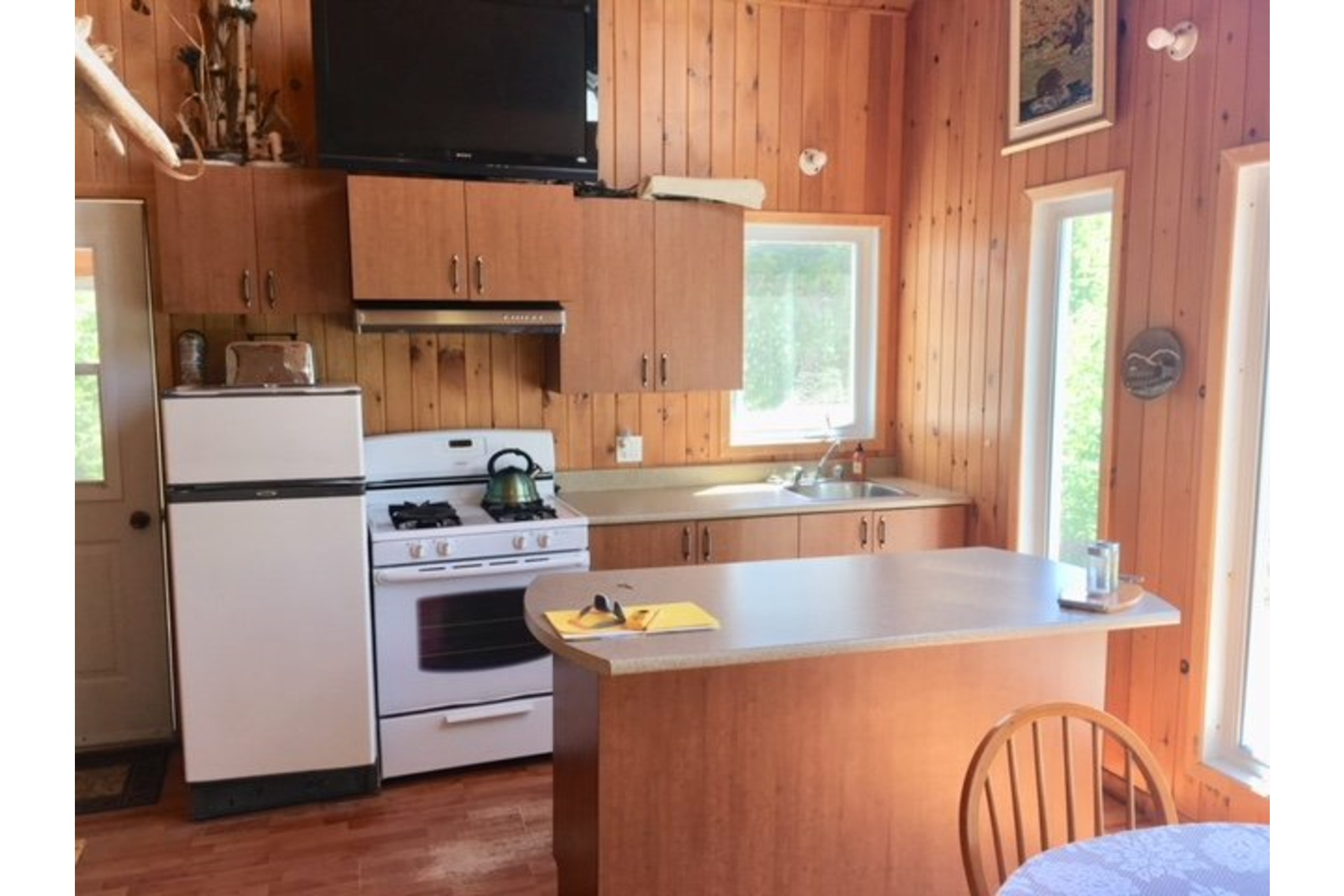 image 7 - House For sale Baie-de-la-Bouteille - 13 rooms