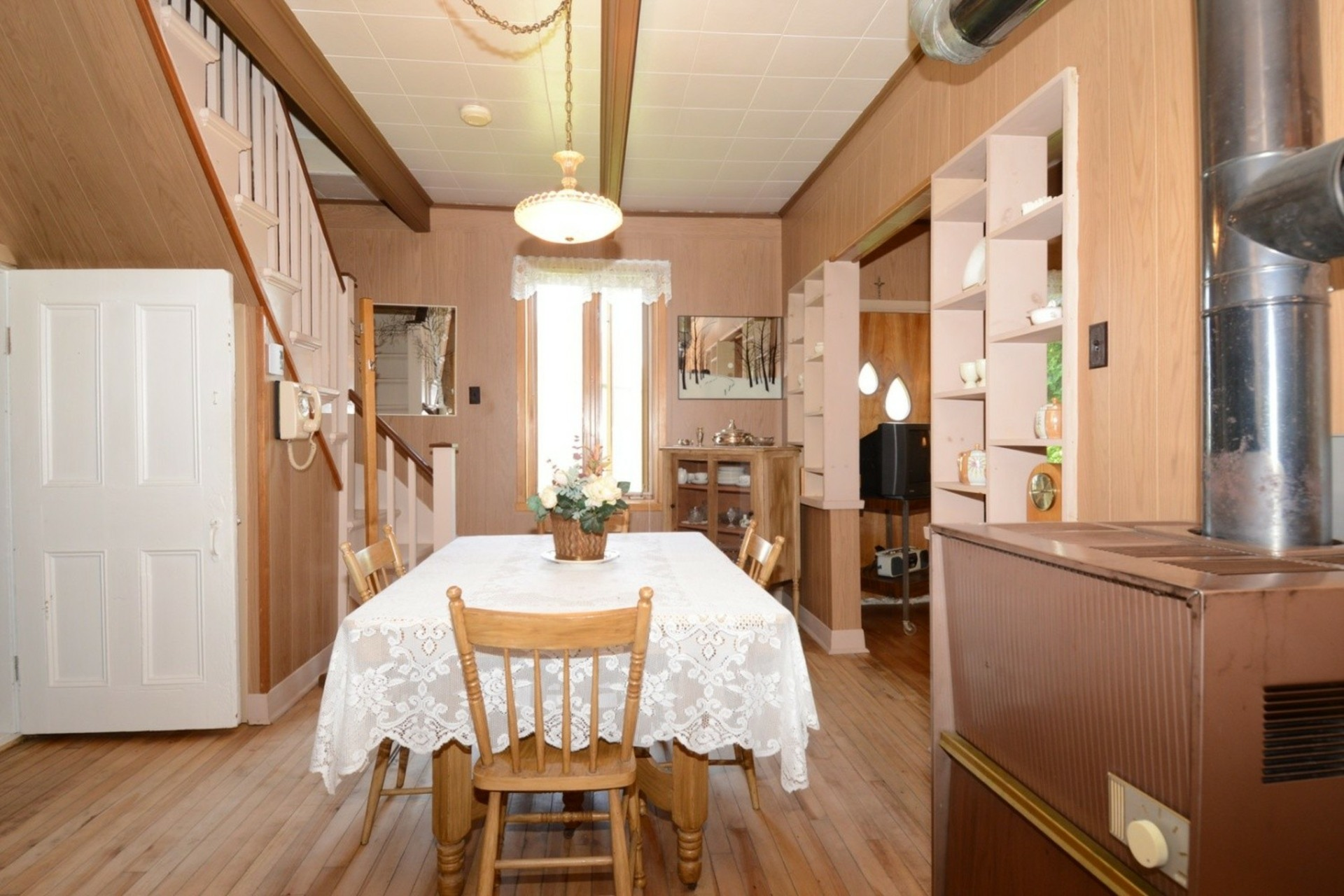 image 4 - Farmhouse For sale Rigaud - 8 rooms