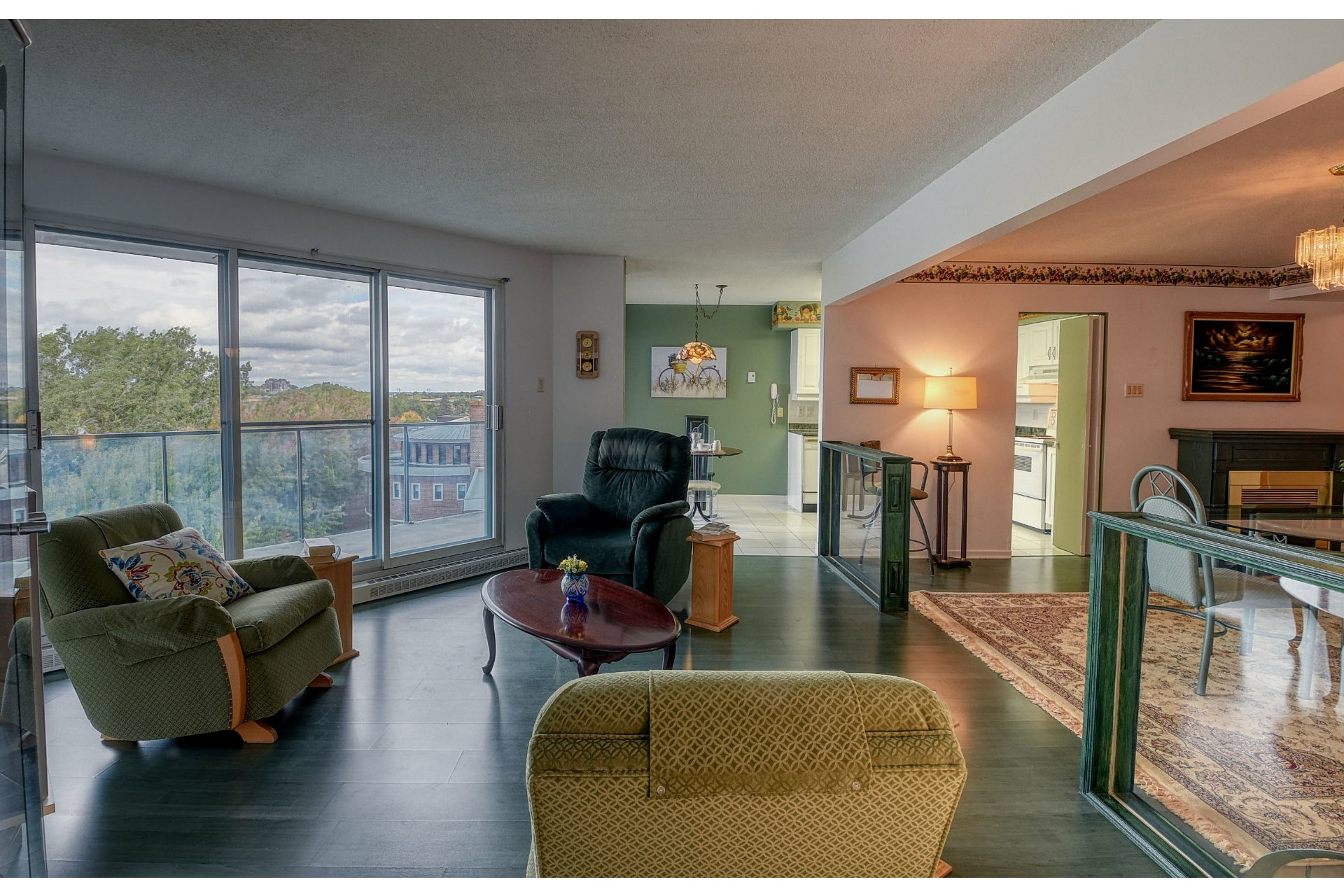 image 3 - Apartment For sale Montréal-Nord Montréal  - 6 rooms