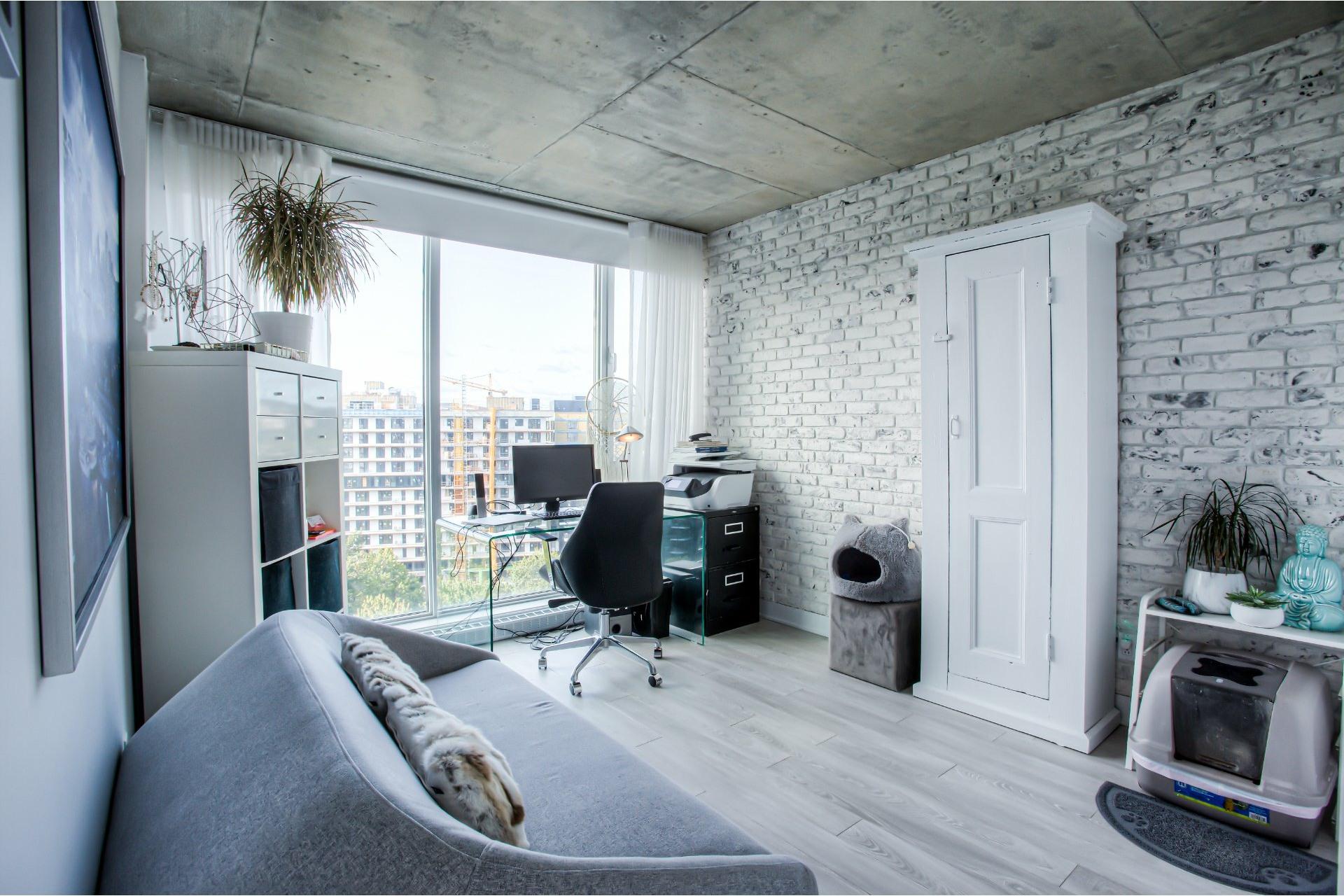 image 12 - Appartement À vendre Le Sud-Ouest Montréal  - 5 pièces