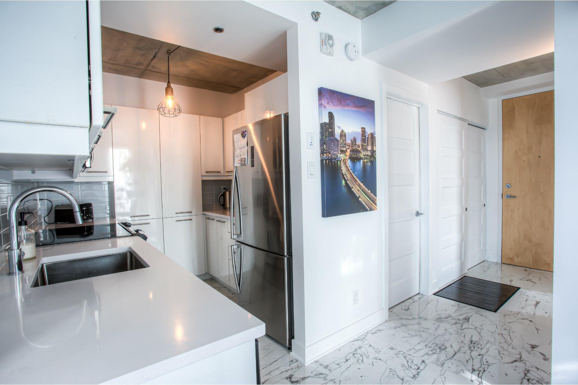 image 8 - Appartement À vendre Le Sud-Ouest Montréal  - 5 pièces