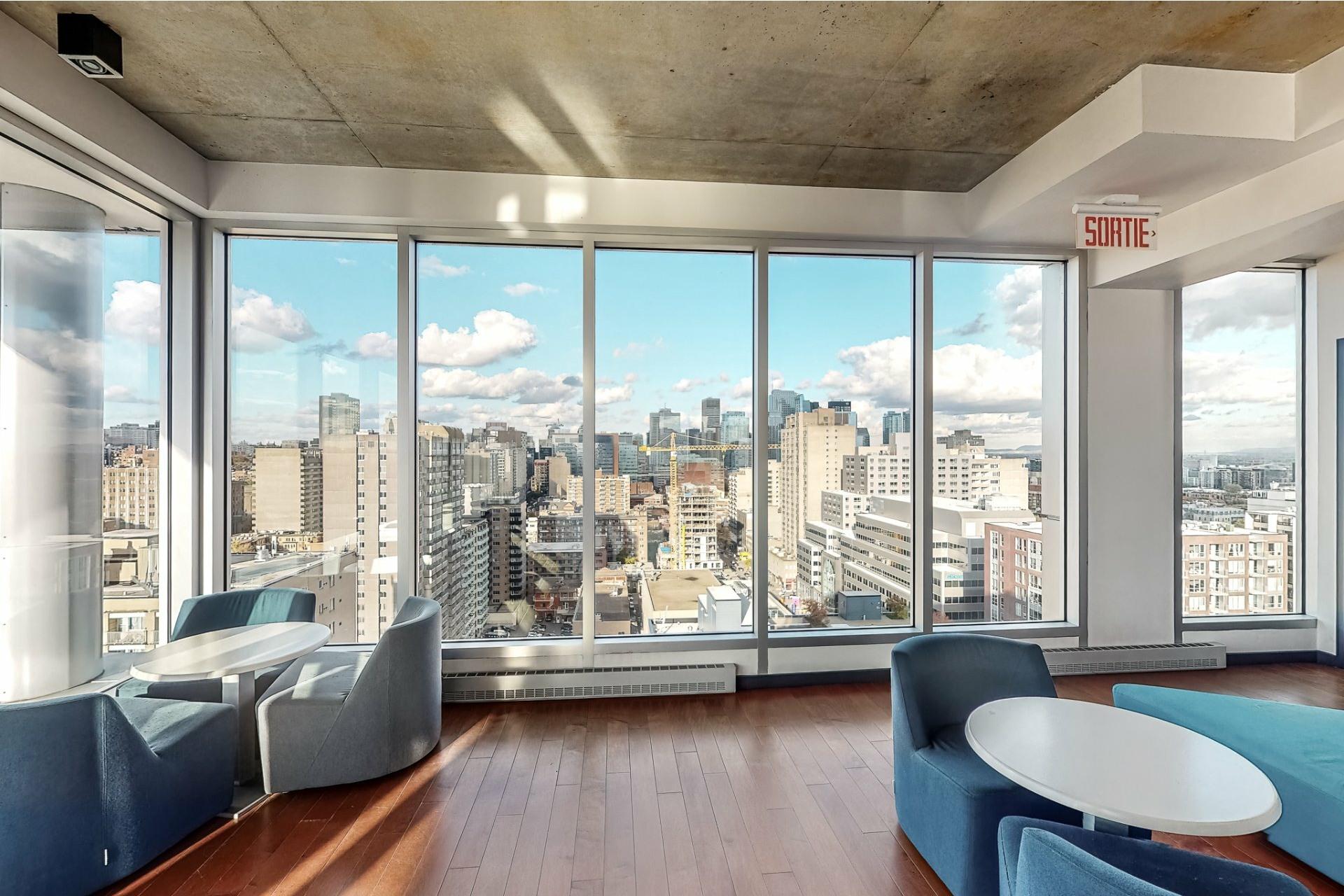 image 13 - Apartment For sale Ville-Marie Montréal  - 2 rooms