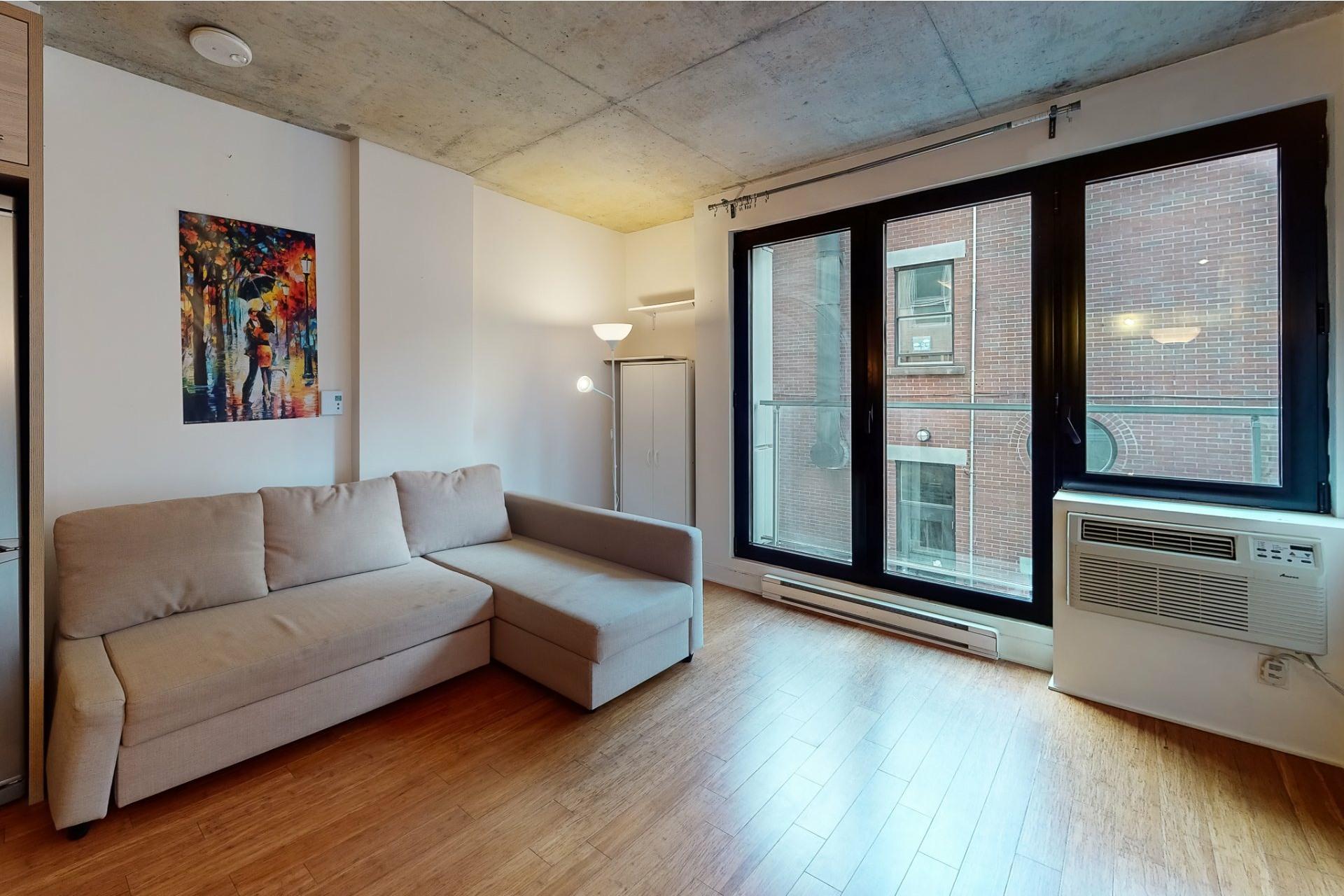 image 3 - Apartment For sale Ville-Marie Montréal  - 2 rooms