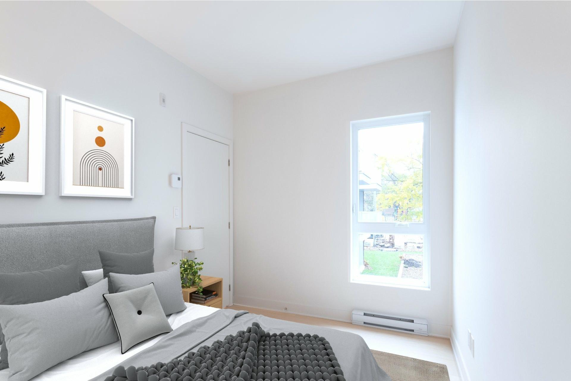 image 6 - Apartment For sale Rosemont/La Petite-Patrie Montréal  - 5 rooms