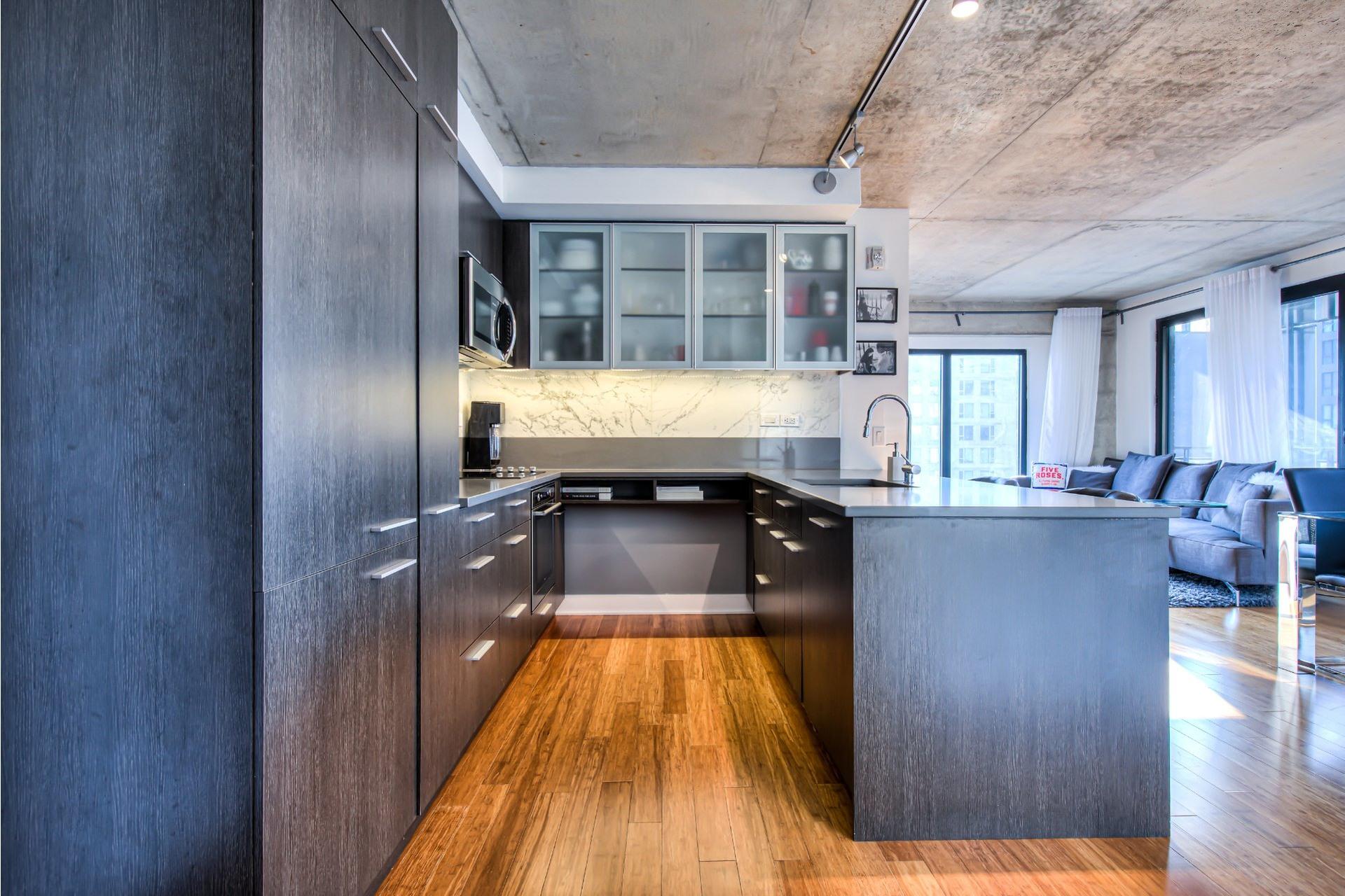 image 9 - Appartement À vendre Le Sud-Ouest Montréal  - 6 pièces