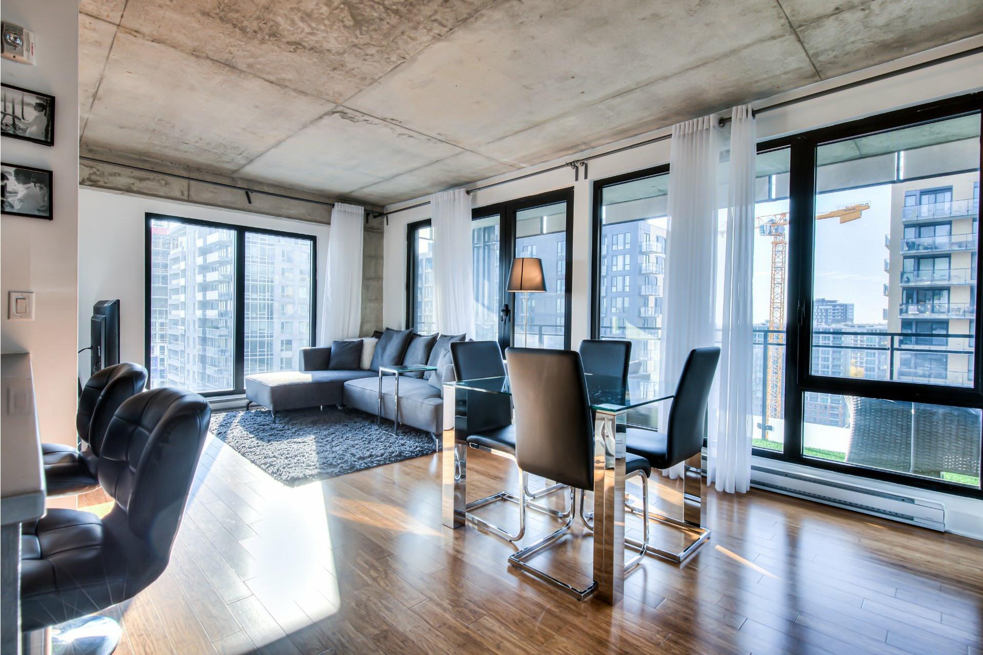 image 4 - Appartement À vendre Le Sud-Ouest Montréal  - 6 pièces