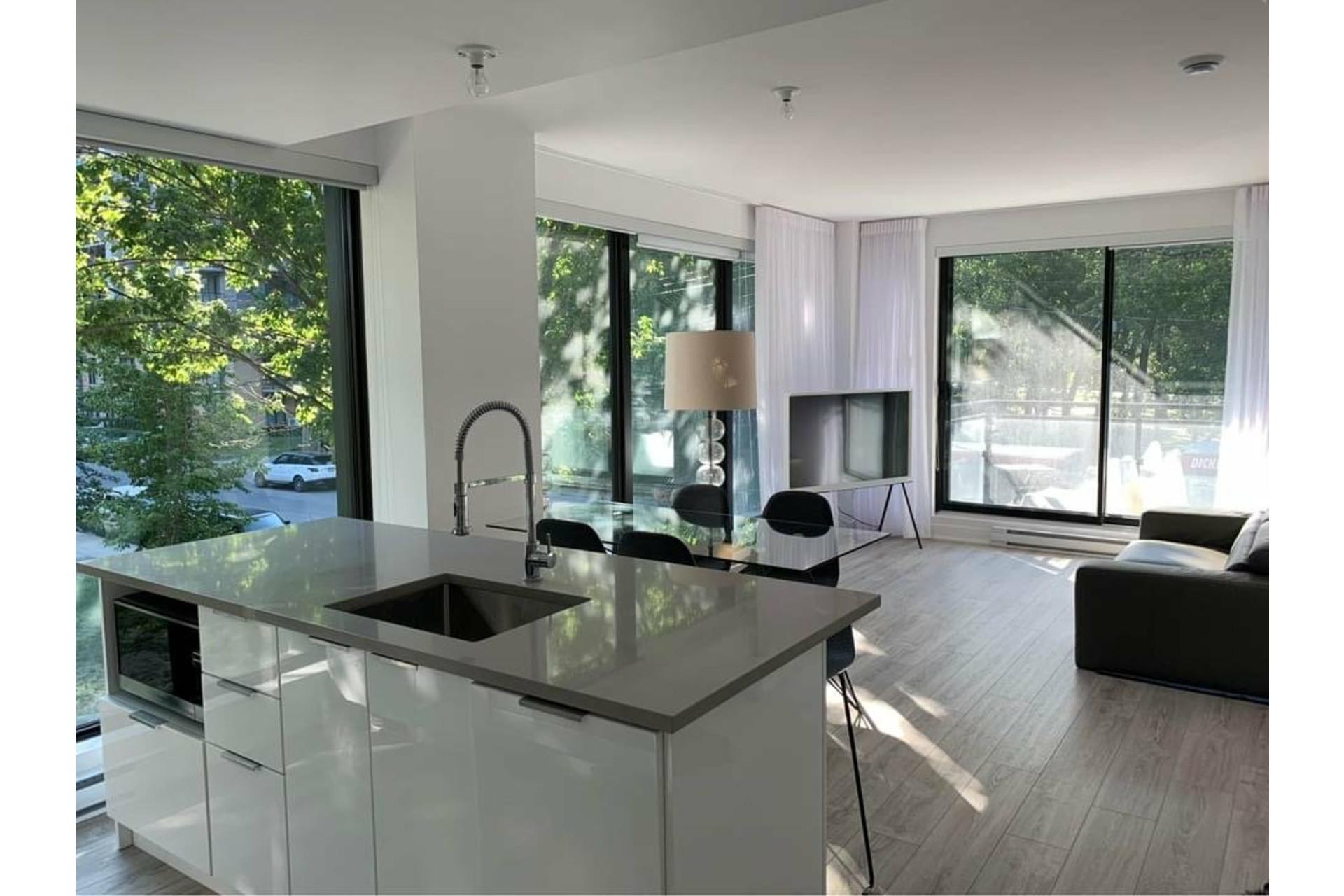 image 1 - Apartment For sale Le Sud-Ouest Montréal  - 7 rooms