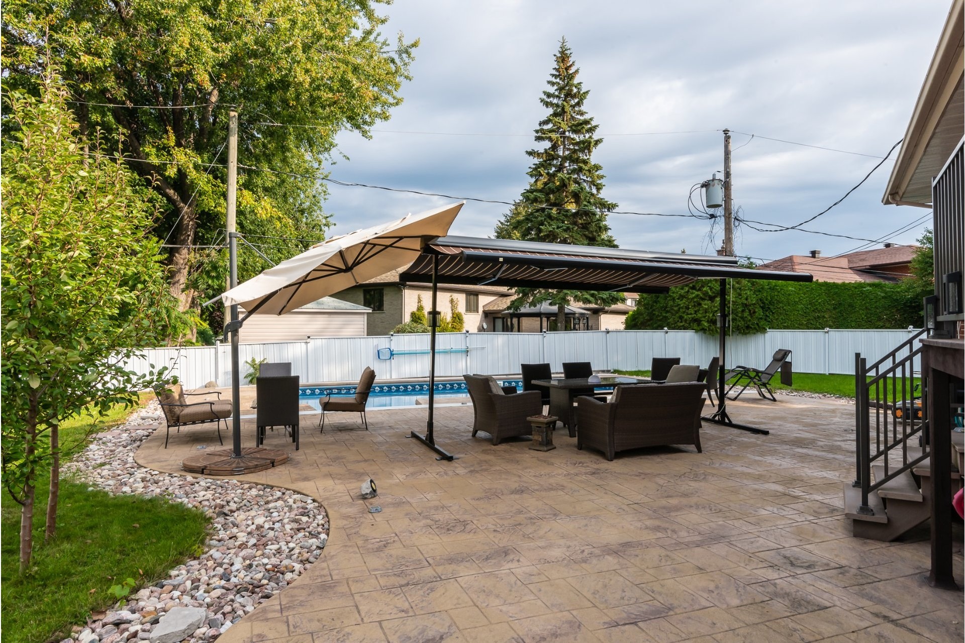 image 22 - House For sale Dorval - 16 rooms
