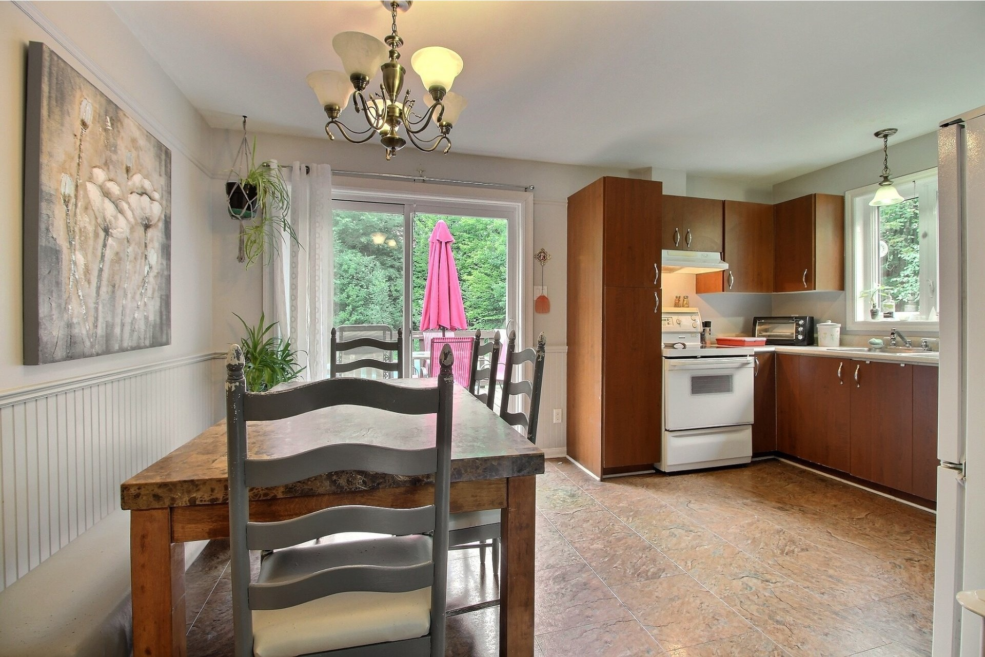 image 4 - House For sale Saint-Lin/Laurentides - 8 rooms