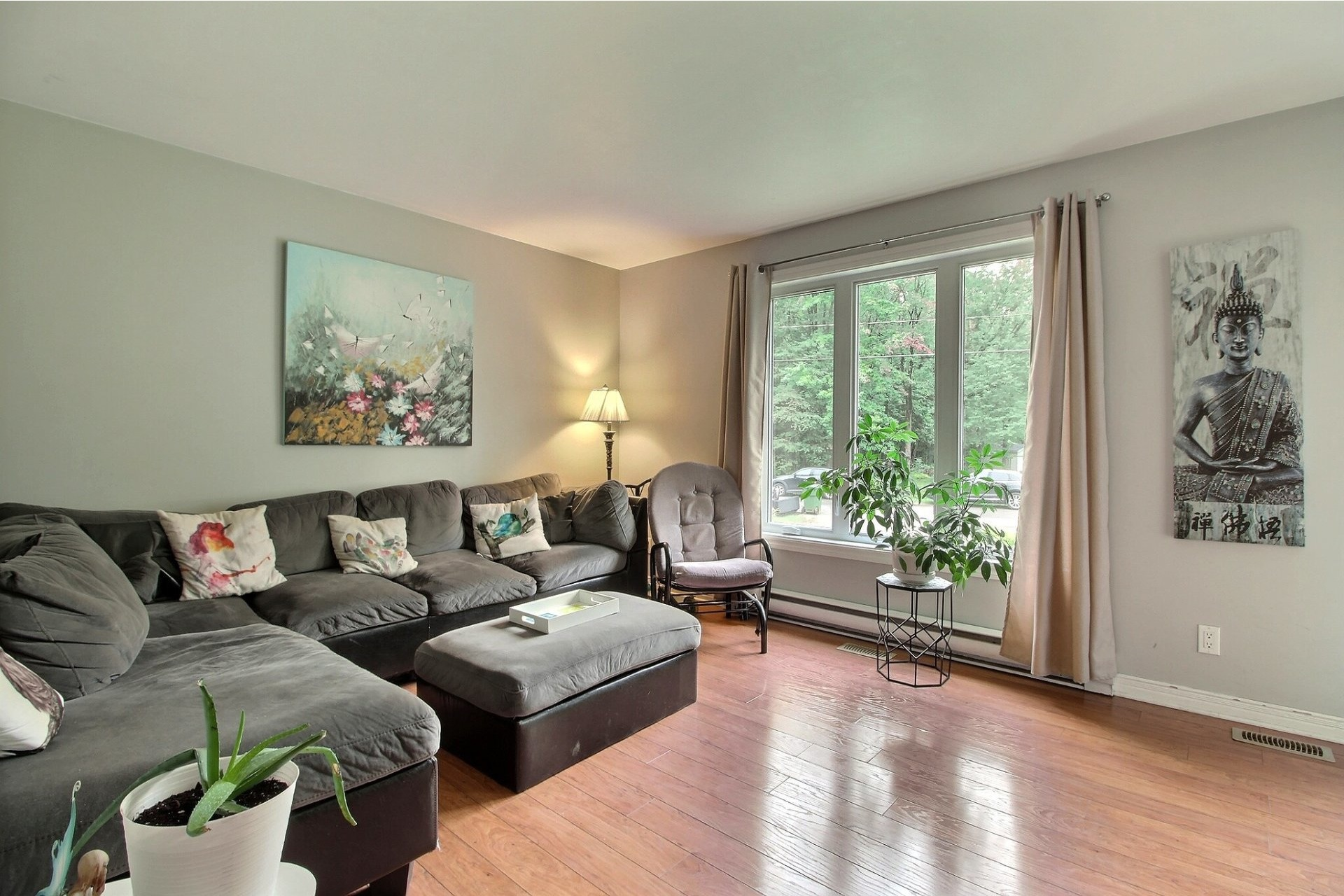 image 1 - House For sale Saint-Lin/Laurentides - 8 rooms
