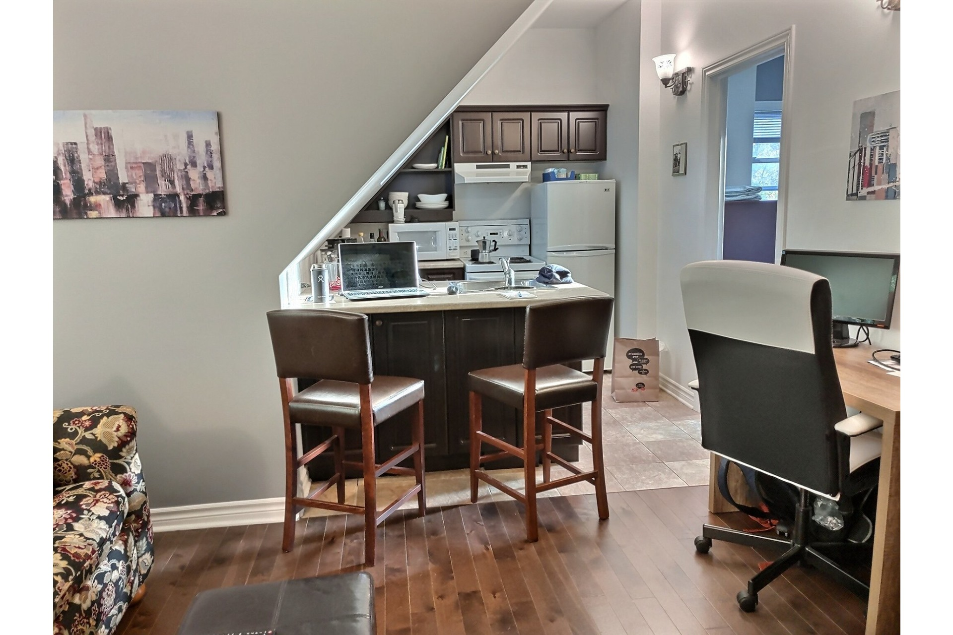 image 4 - Apartment For rent Dorval - 4 rooms