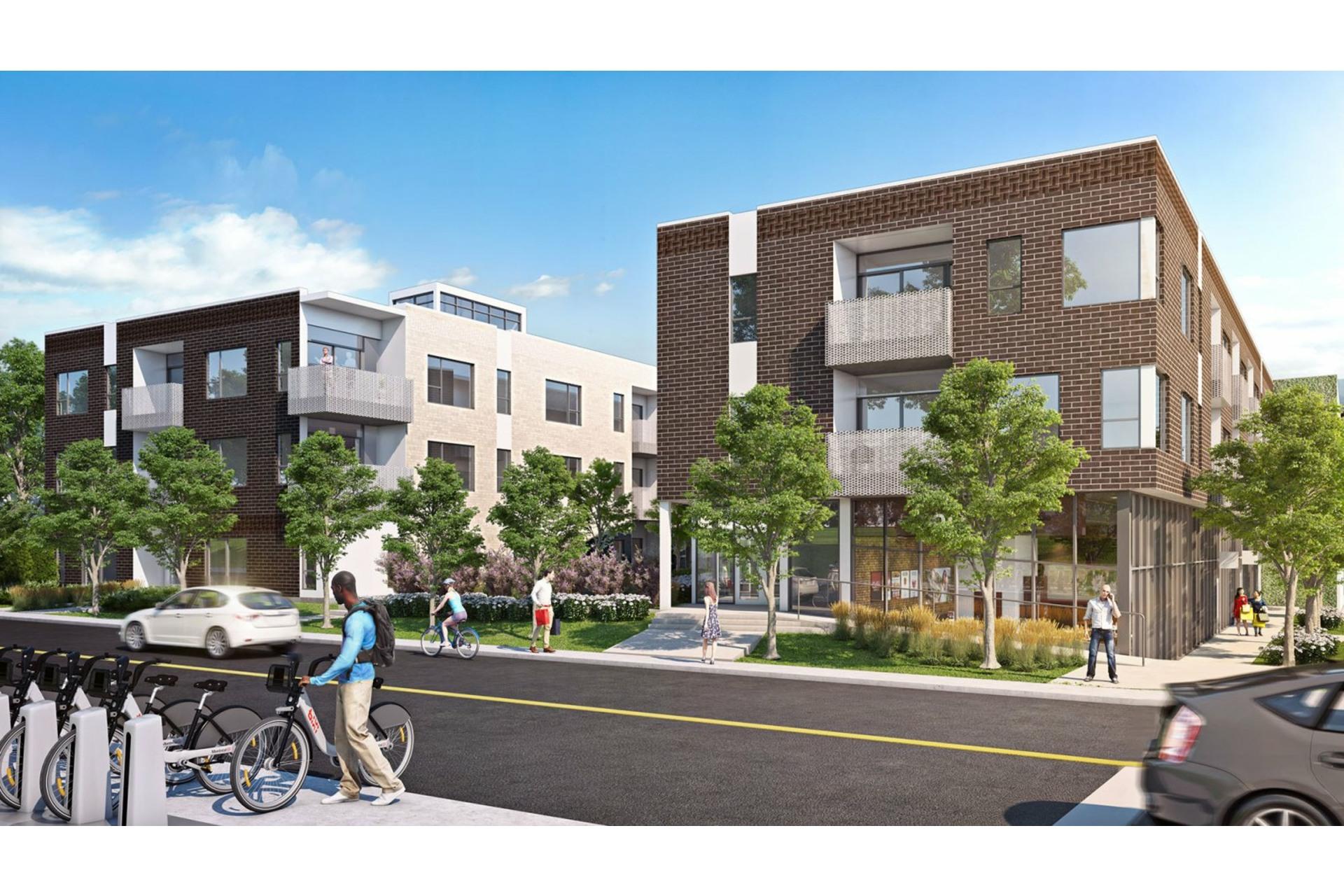 image 0 - Apartment For sale Rosemont/La Petite-Patrie Montréal  - 5 rooms