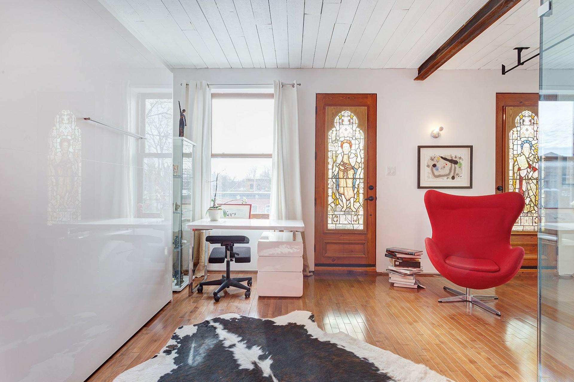 image 20 - Apartment For sale Rosemont/La Petite-Patrie Montréal  - 13 rooms