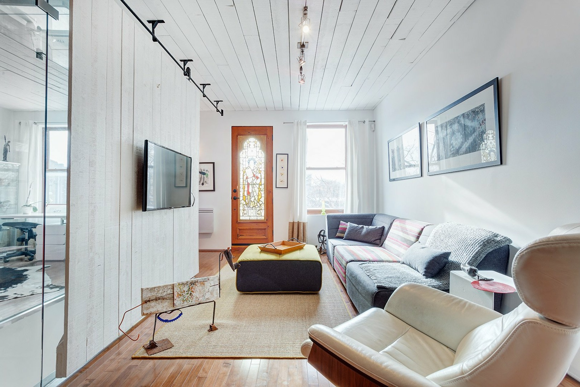 image 16 - Apartment For sale Rosemont/La Petite-Patrie Montréal  - 13 rooms