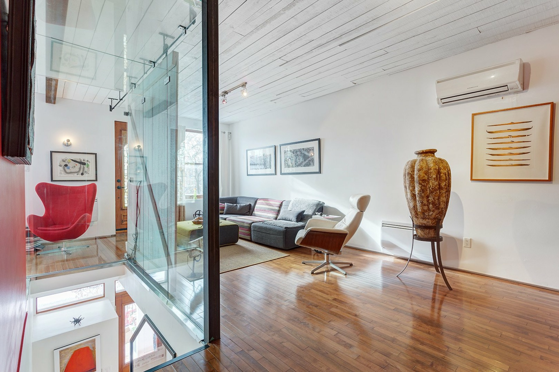 image 15 - Apartment For sale Rosemont/La Petite-Patrie Montréal  - 13 rooms