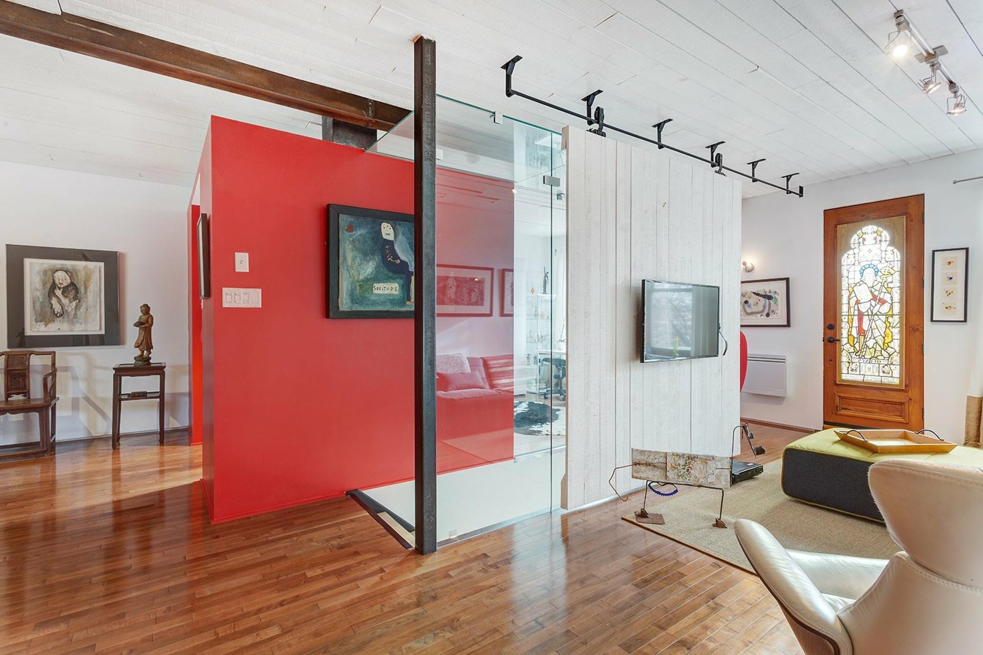 image 17 - Apartment For sale Rosemont/La Petite-Patrie Montréal  - 13 rooms